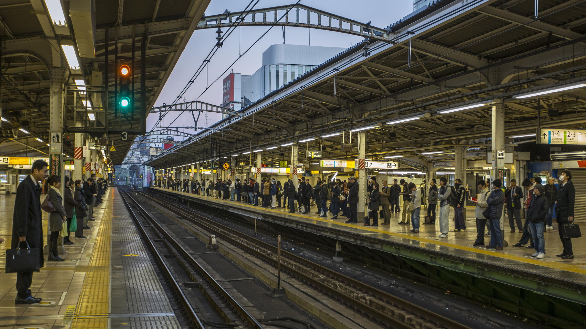 Tokyo train company apologises for 20-second early departure