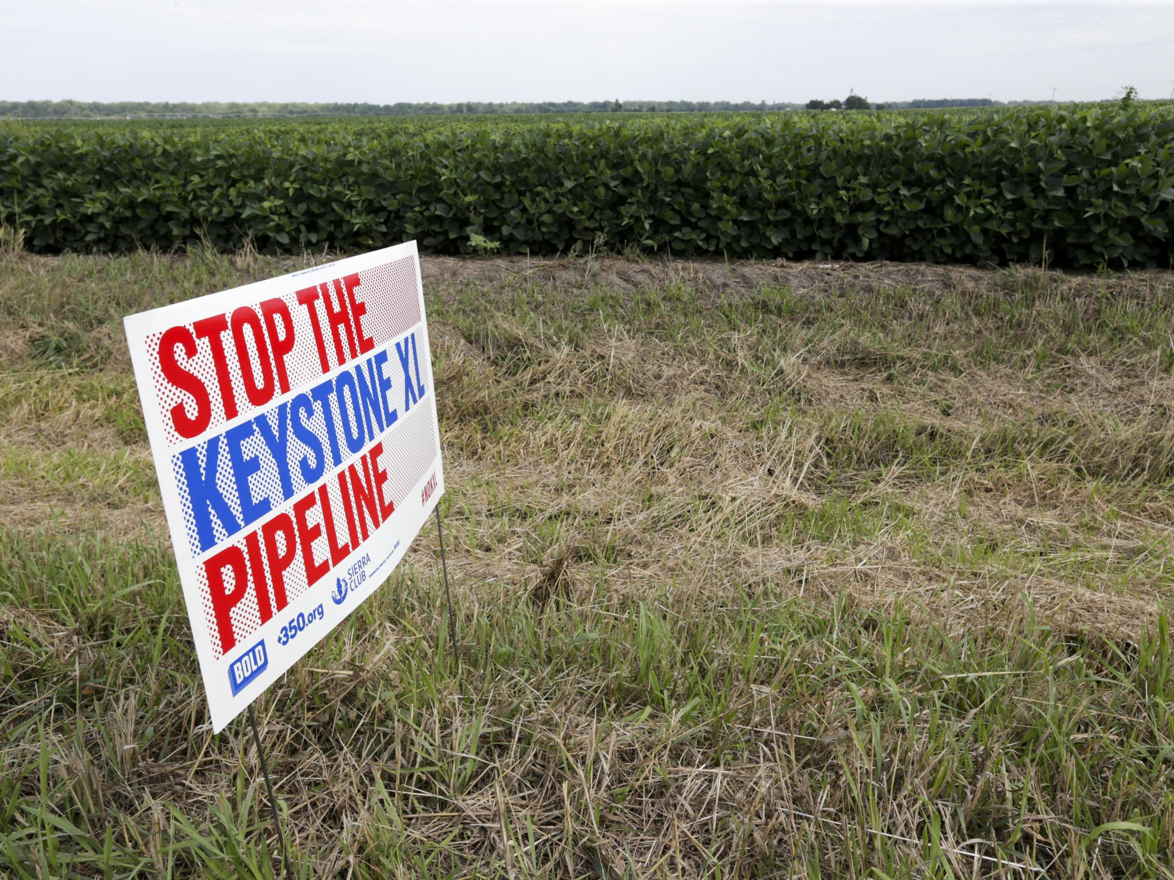 TransCanada shuts down Keystone oil pipeline after another leak