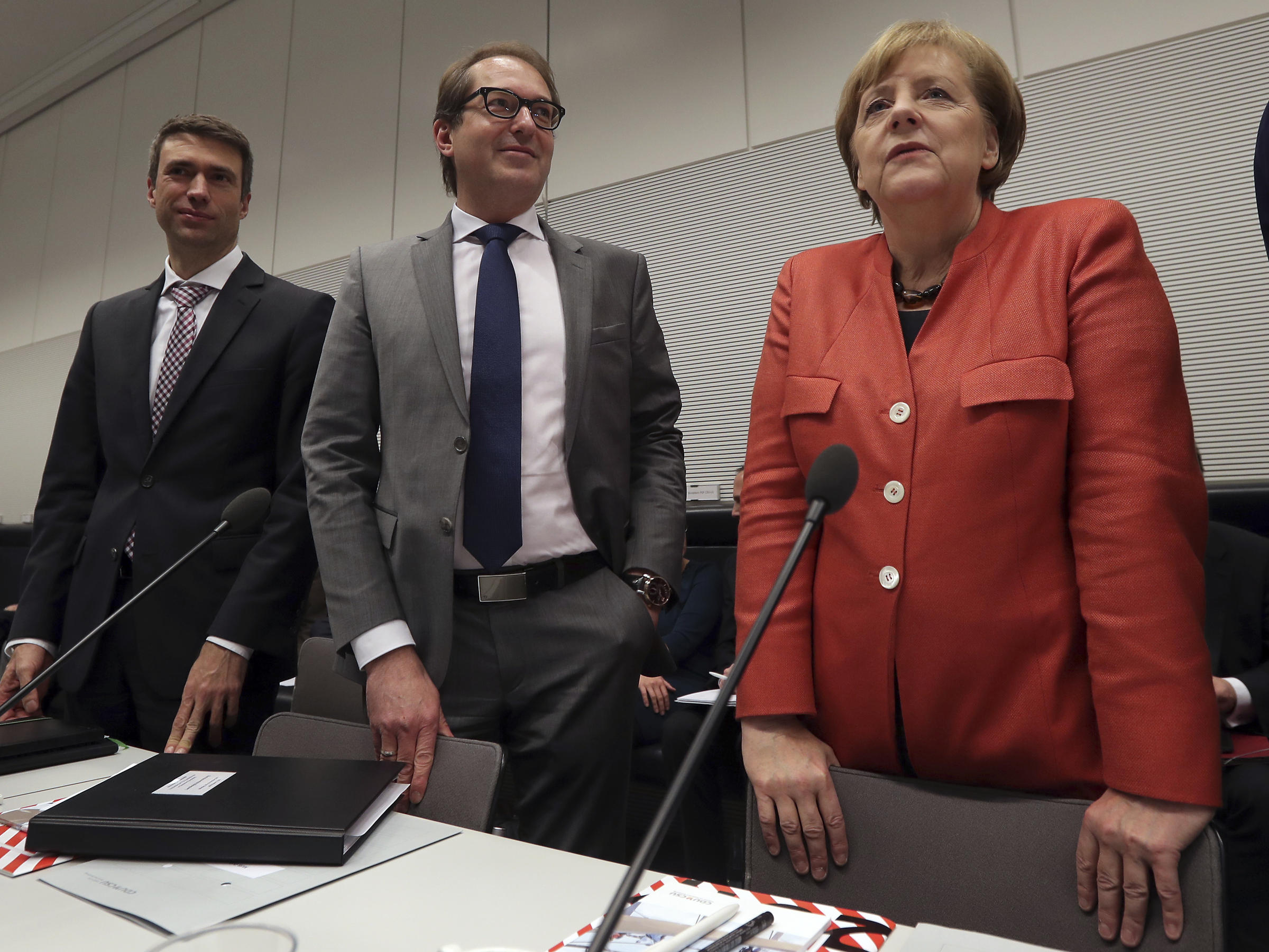 Talks on German governing coalition break off