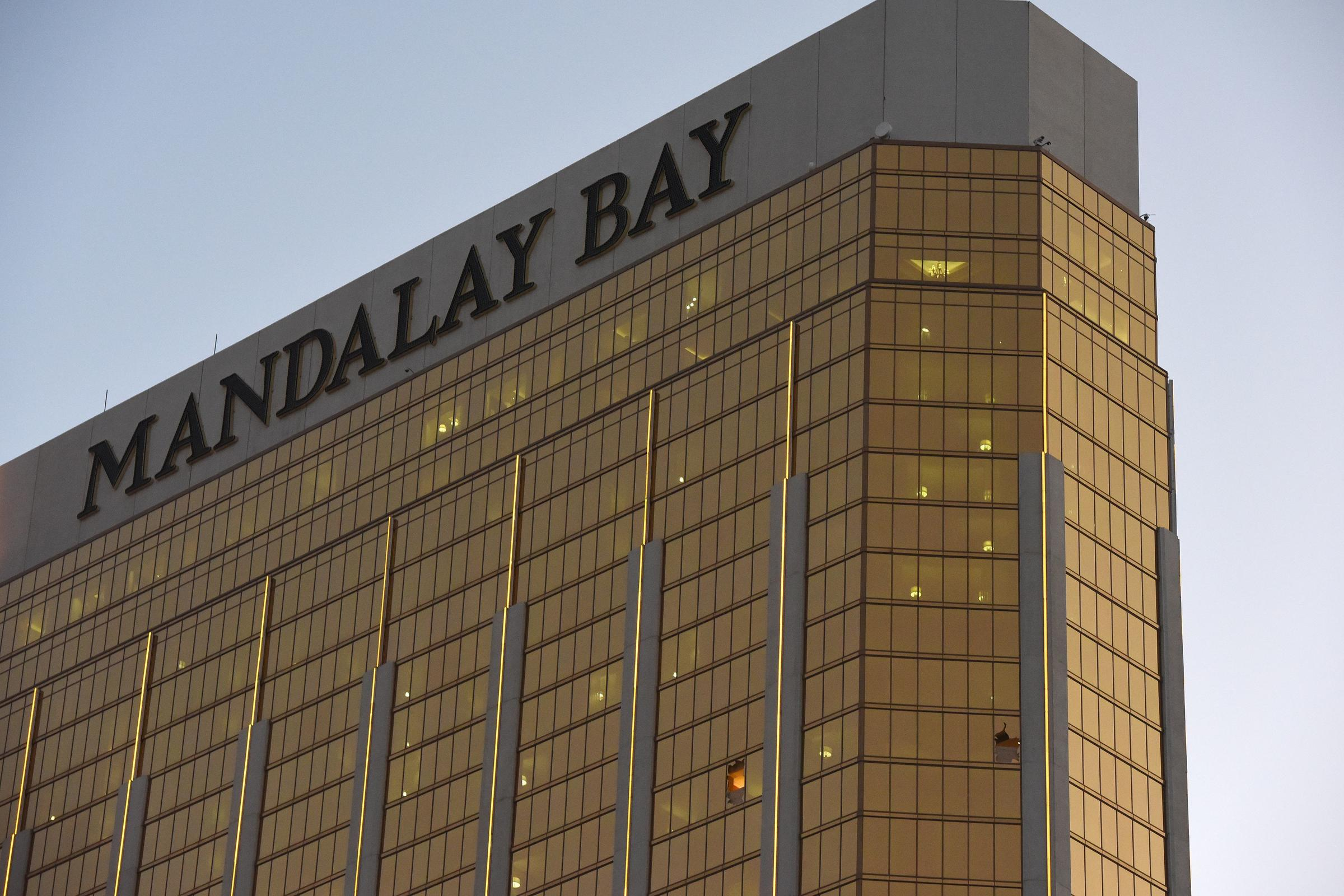 Vegas hotel being sued by more than 450 victims of gun massacre
