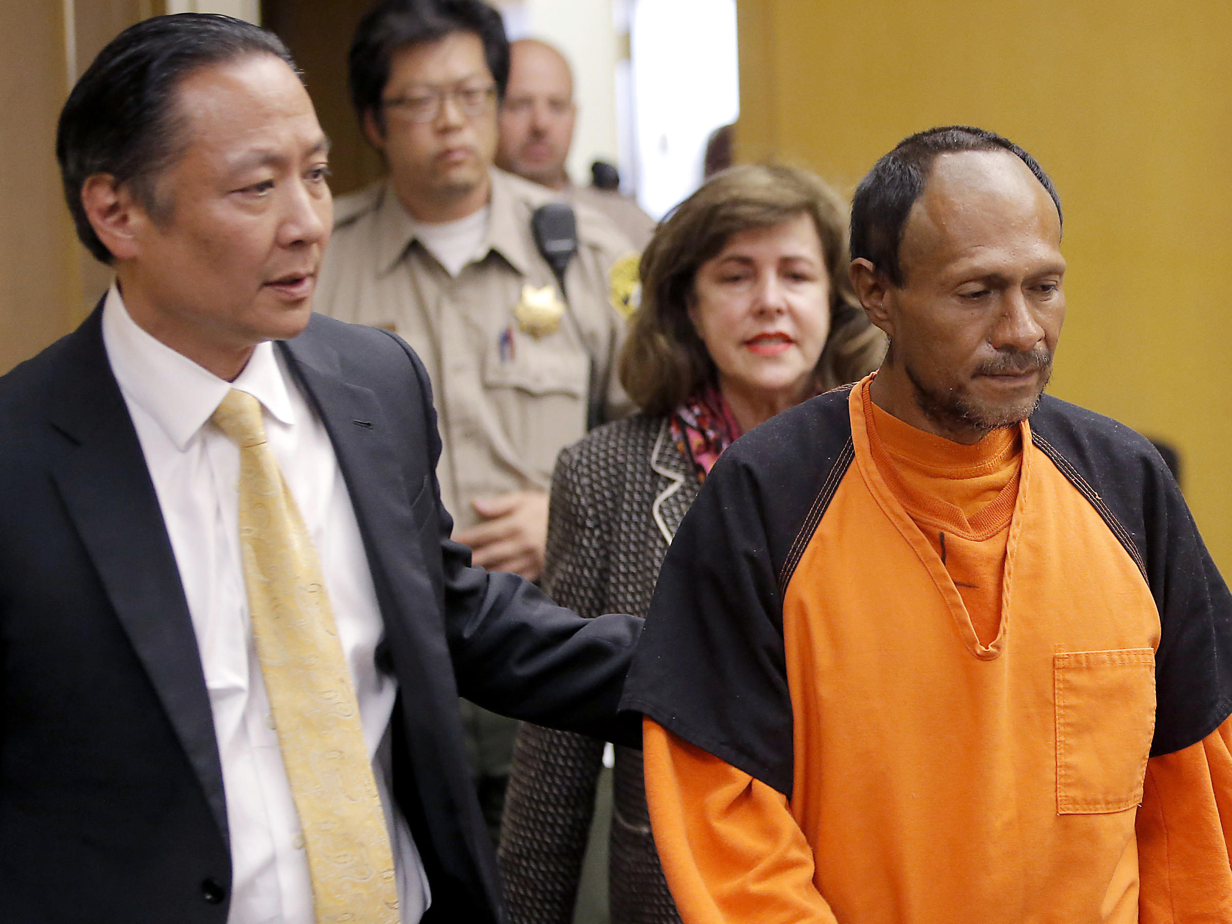 Kate Steinle Case Draws To A Close
