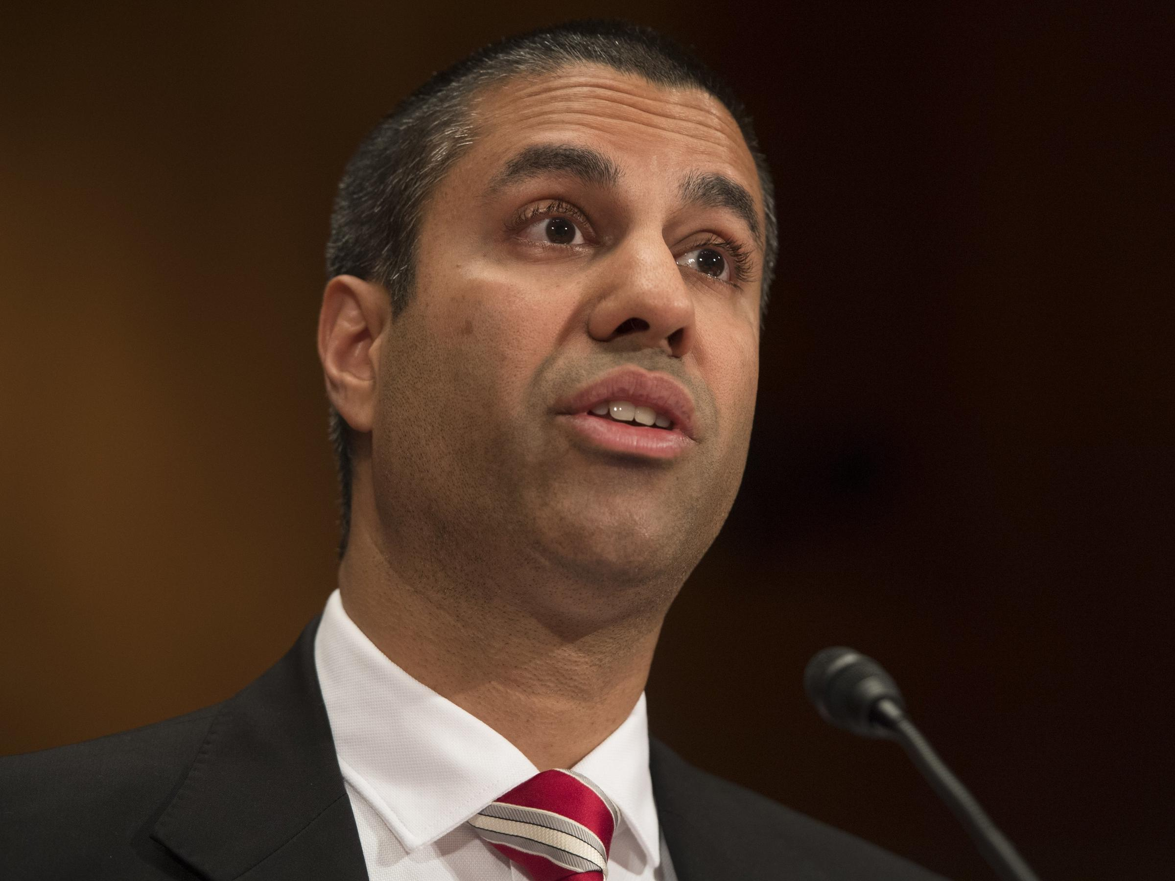 FCC Chairman Ajit Pai announced Tuesday a plan to repeal Obama-era net neutrality rules