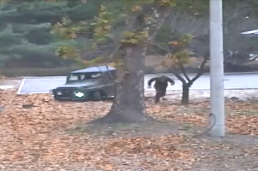 North Korea defector recovering after being shot while fleeing south