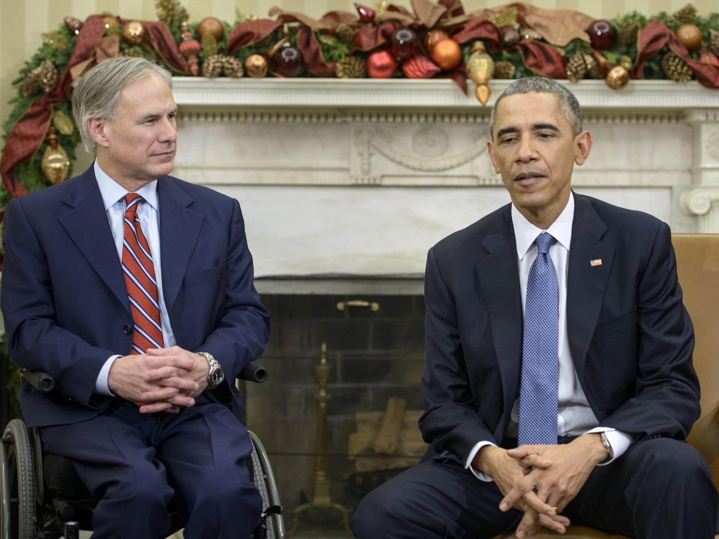 Texas Woman Charged With Mailing Explosives to Obama, Gov. Abbott