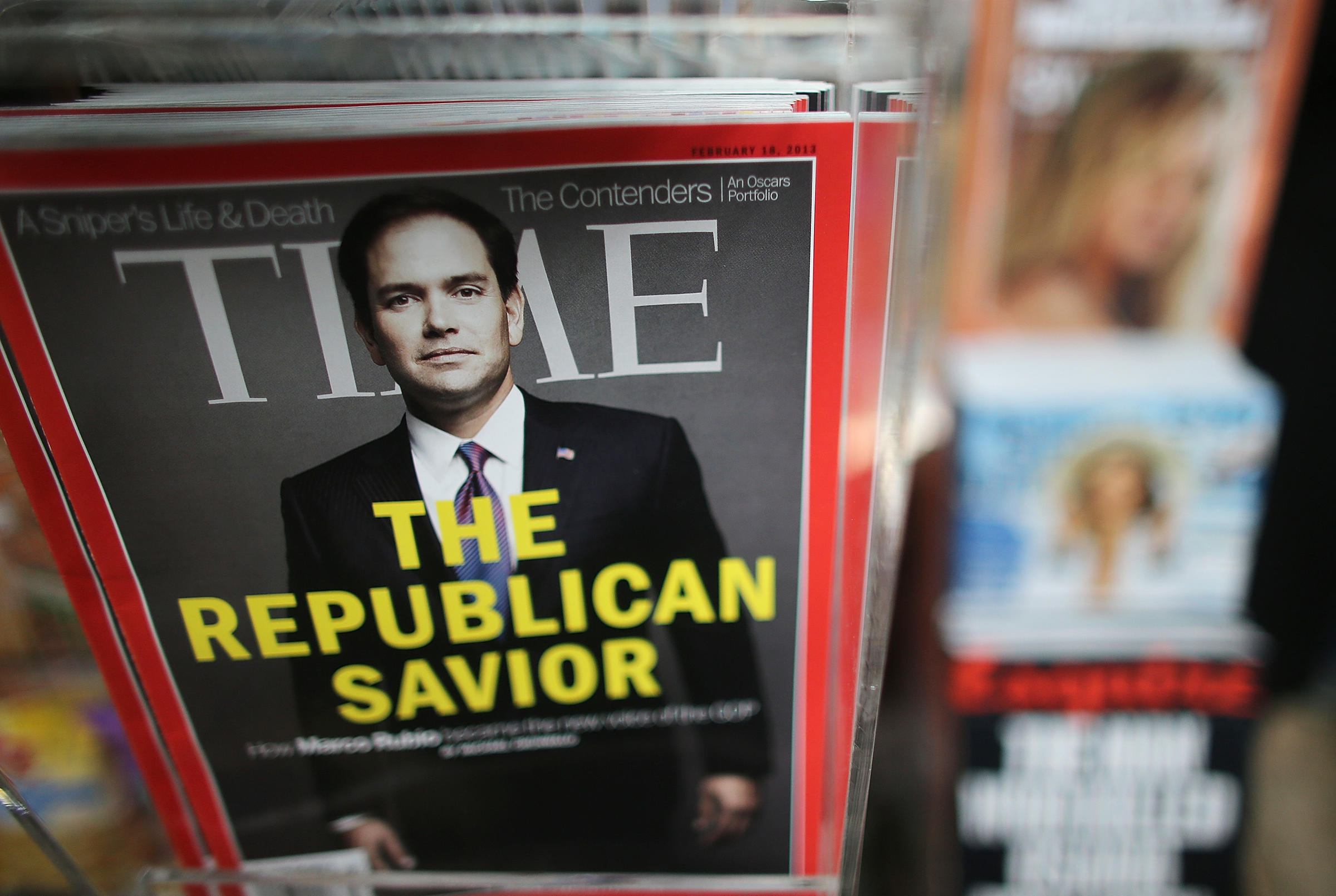 Koch Brothers Among New Owners of 'Time Magazine'