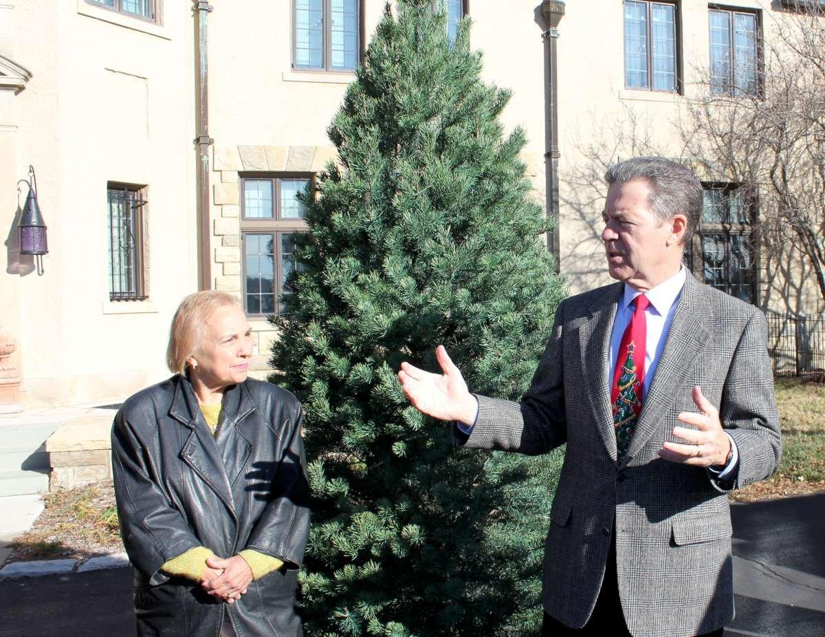 Kansas Christmas Tree Growers Recovering From Recent Droughts | HPPR