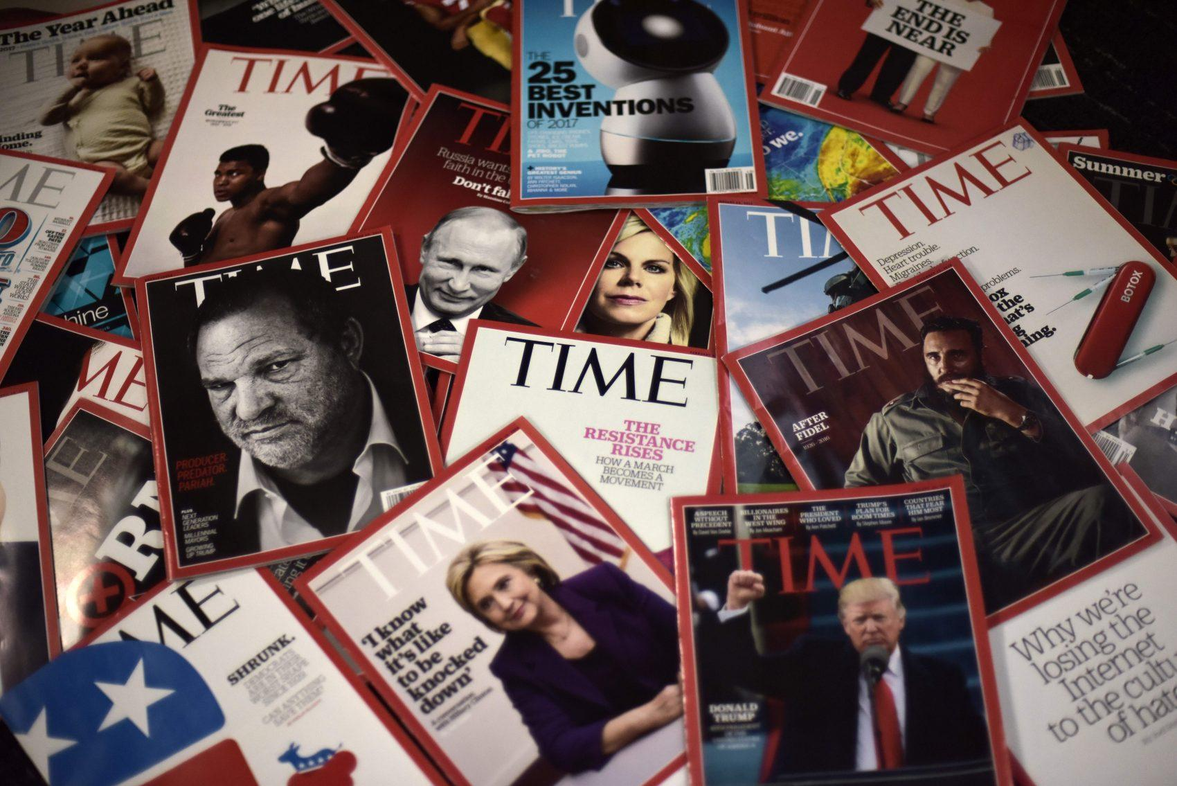 Meredith buying Time Inc. in Koch brothers-backed deal
