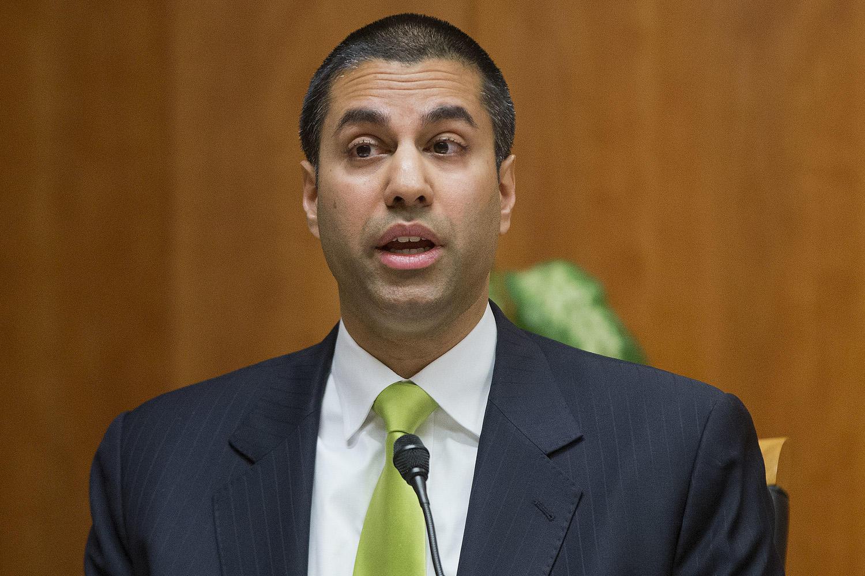 FCC Chairman: Twitter, Celeb Net Neutrality Criticism 'Utterly Absurd'