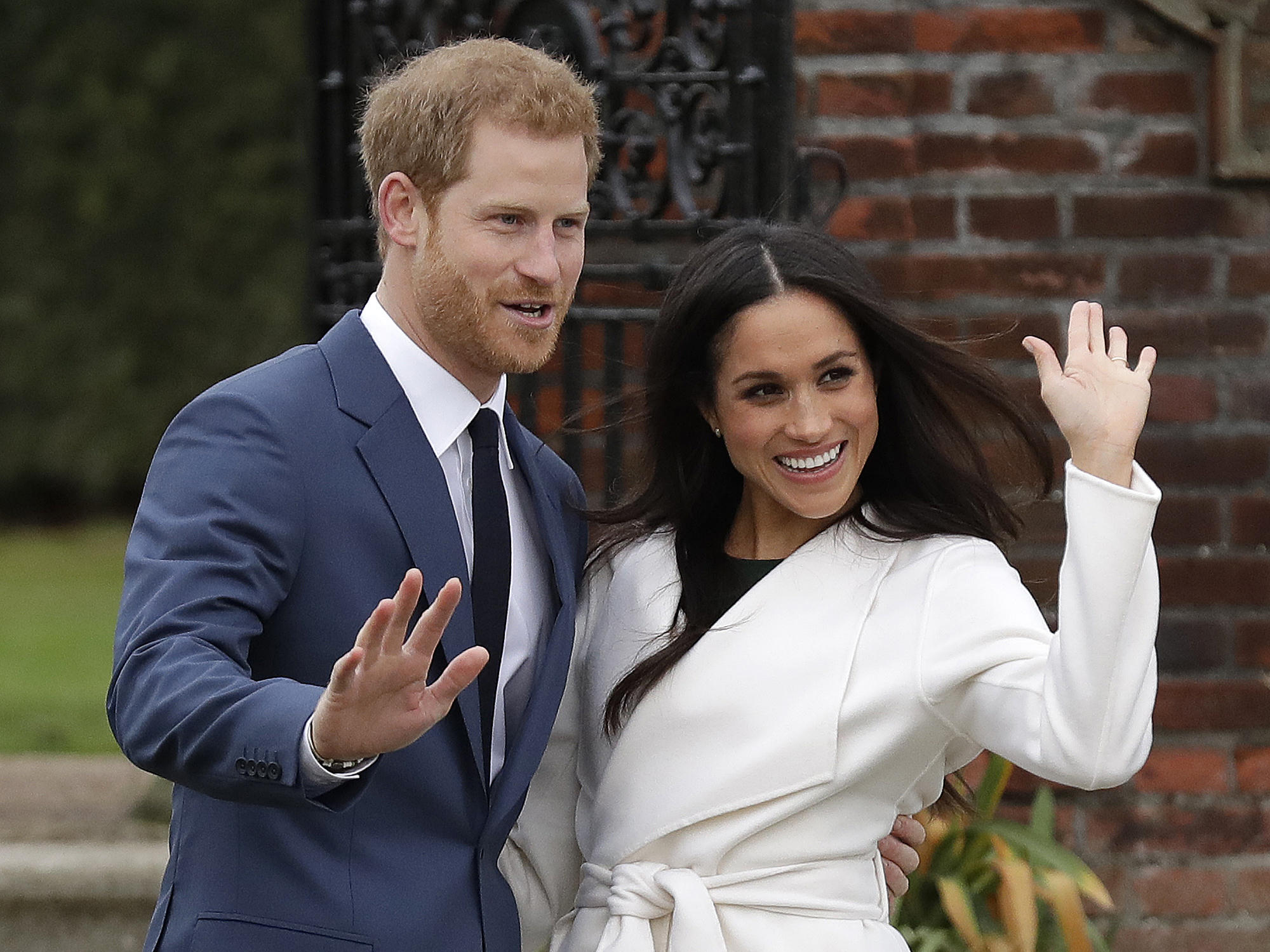Prince Harry, Meghan Markle will marry in May at Windsor Castle