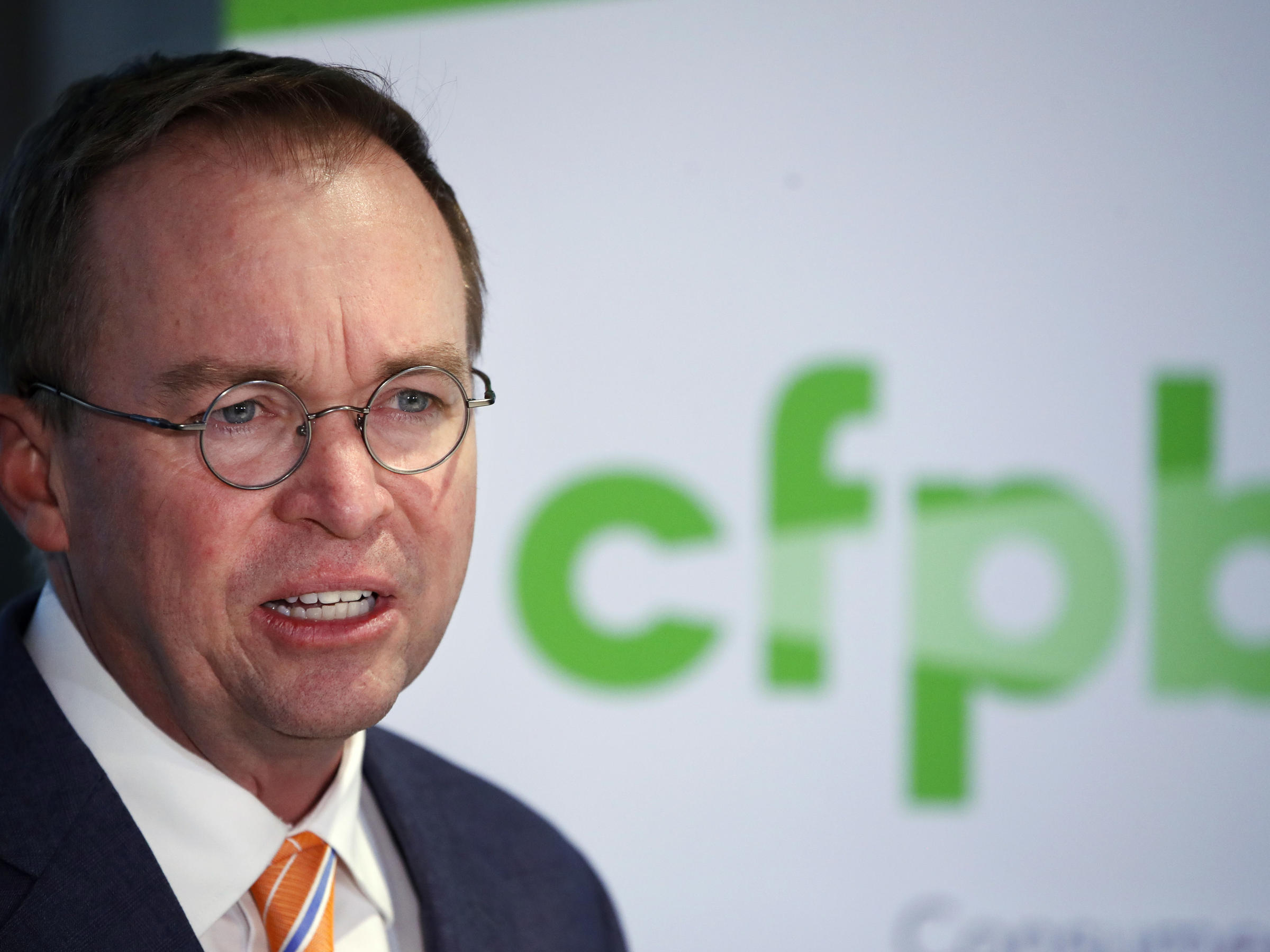 What does Mulvaney's appointment mean for the future of CFPB?