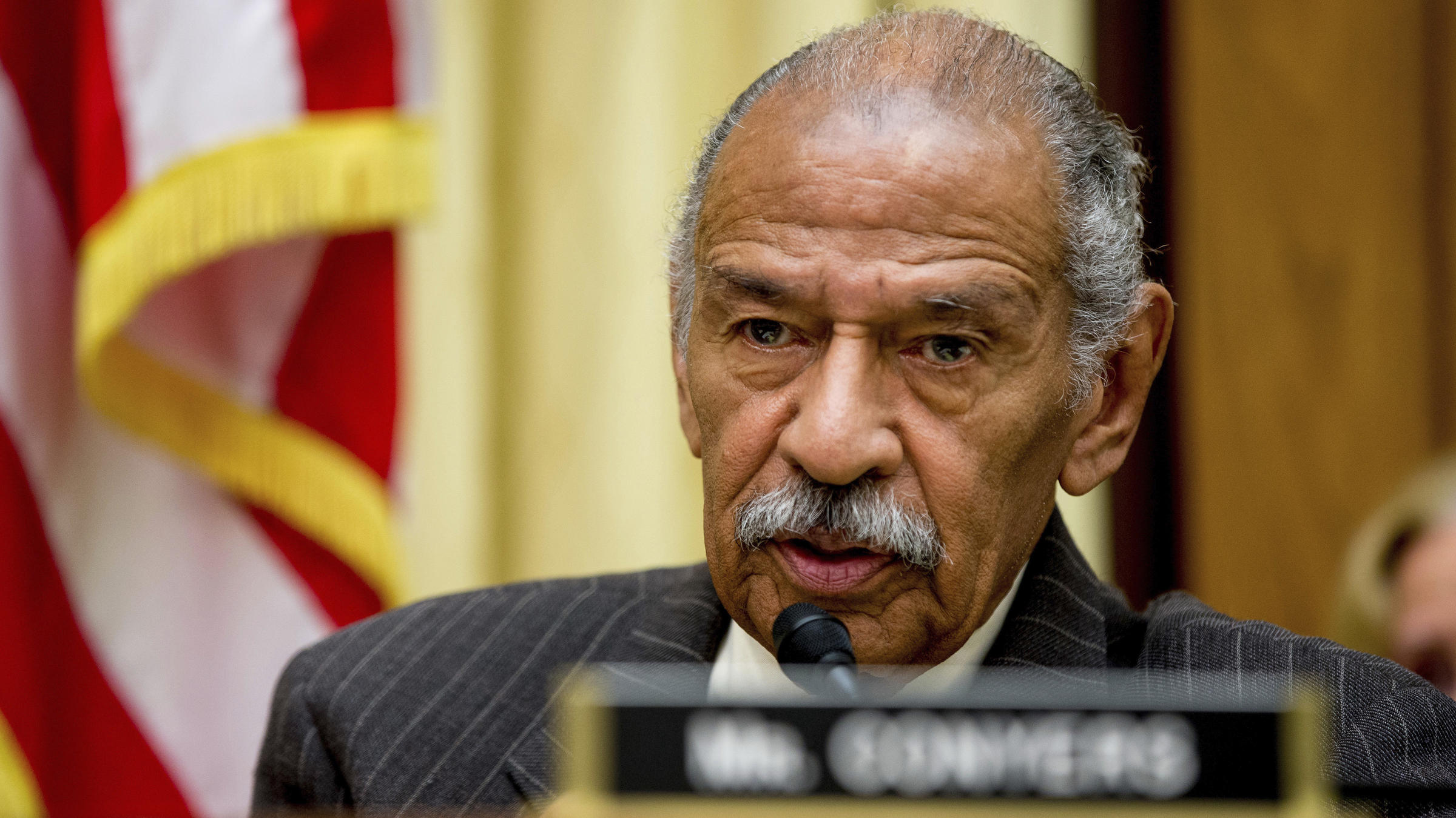 Rep. John Conyers D-Mich.,has been accused of sexual harassment by former staffers