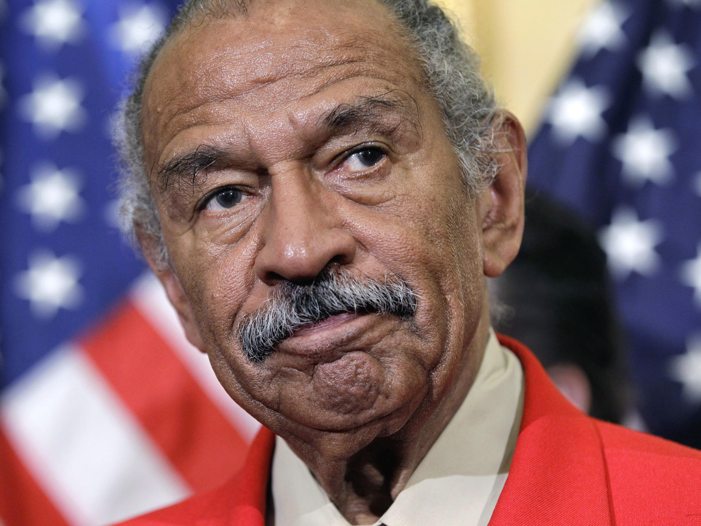 Rep. John Conyers D-Mich. seen in 2011 has resigned over allegations of sexual harassment
