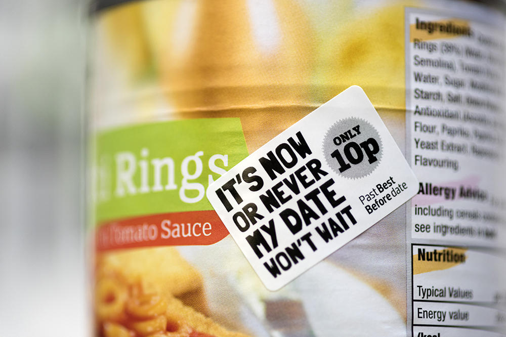 This Supermarket Plans to Sell Food Past Its 'Best Before' Date