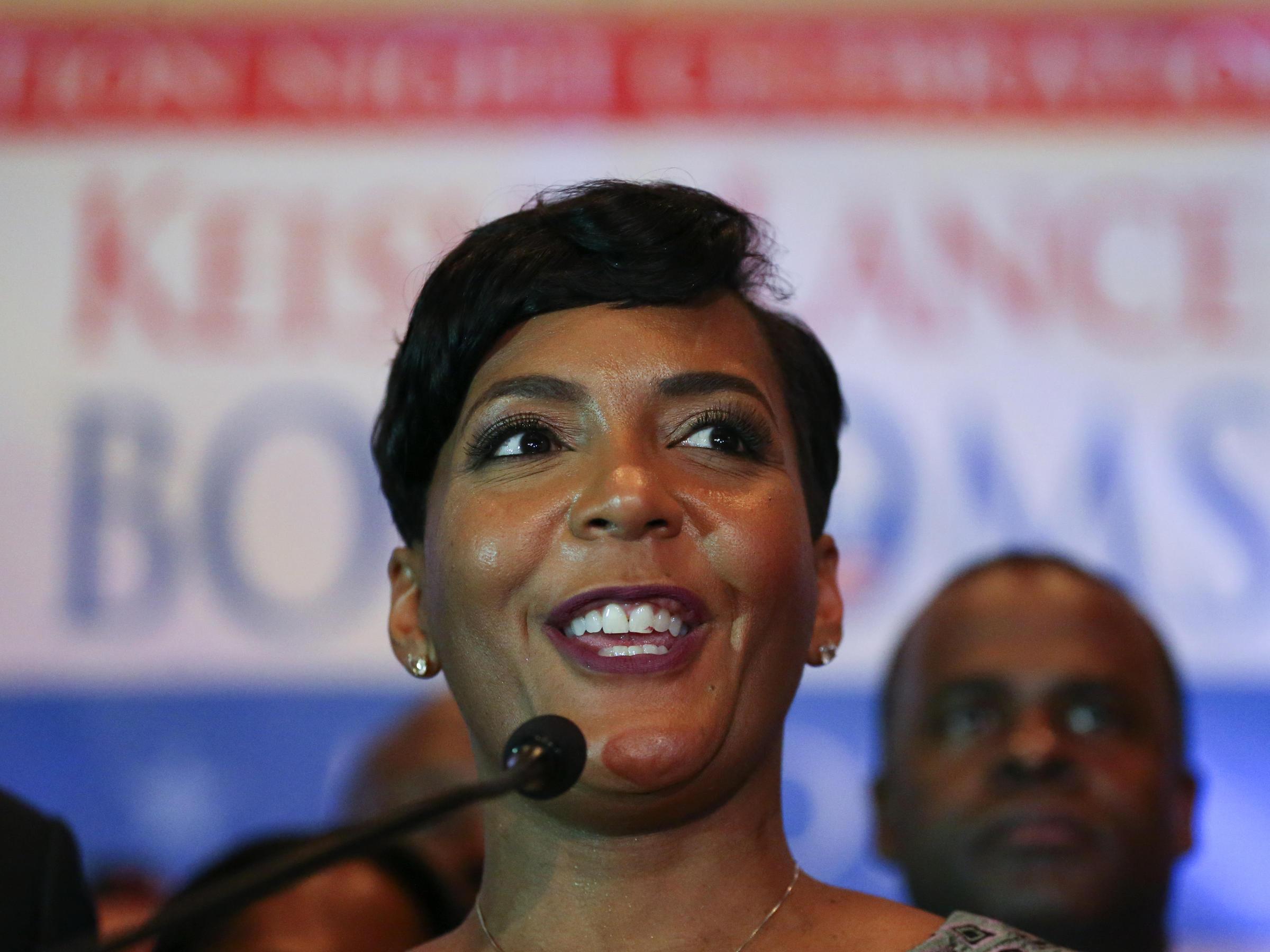 Polls close in Atlanta's mayoral runoff