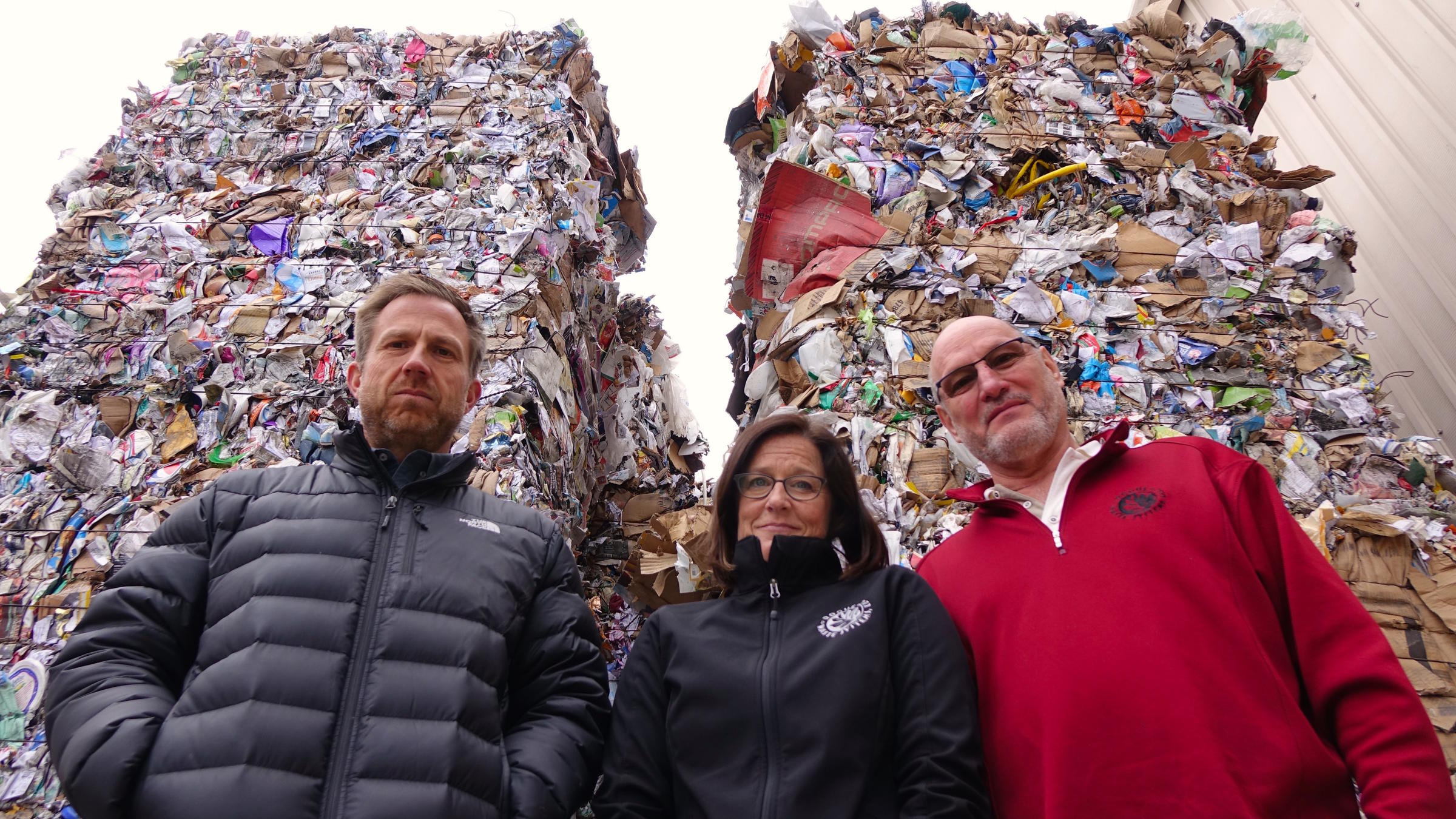 Recycling Chaos In U.S. As China Bans 'Foreign Waste ...