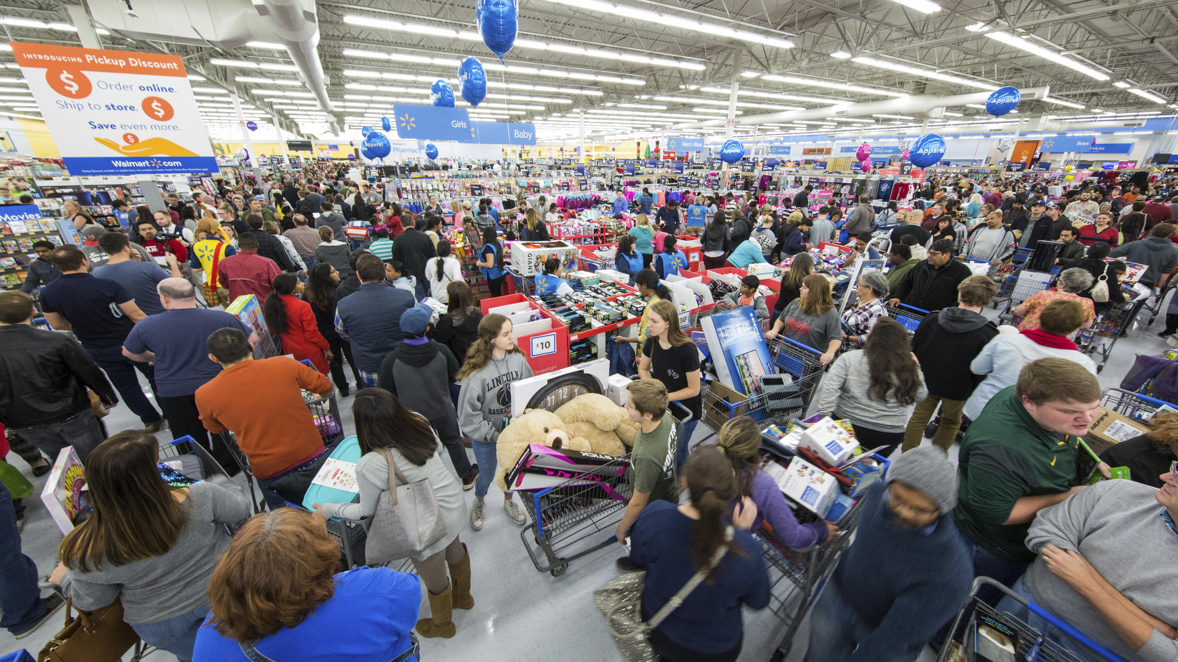 Economy Watch: Retail Sales Surge in November