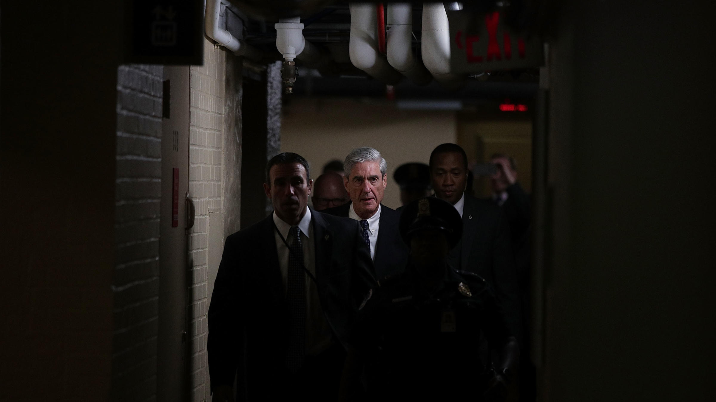 Robert Mueller unlawfully obtained thousands of emails: Trump transition officials