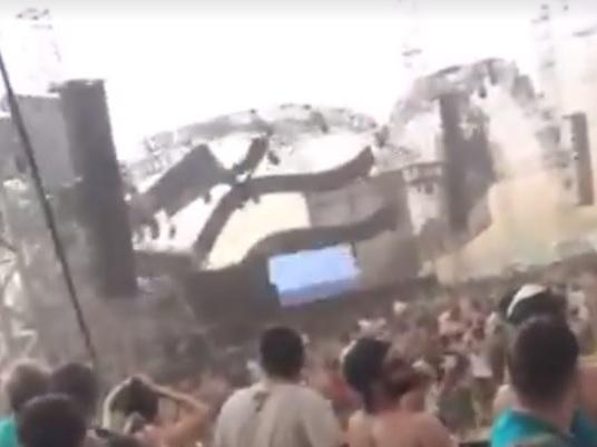 DJ Dies Following Stage Collapse at Brazil's Atmosphere Festival