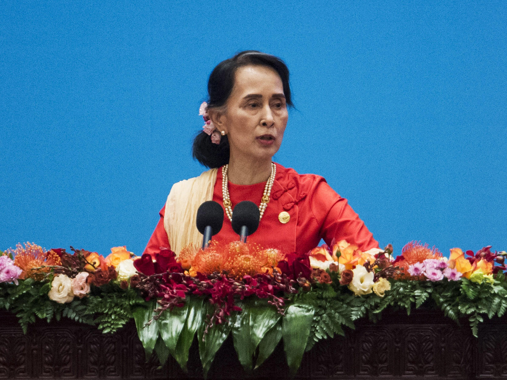 Aung San Suu Kyi: Myanmar's great hope fails to live up to expectations