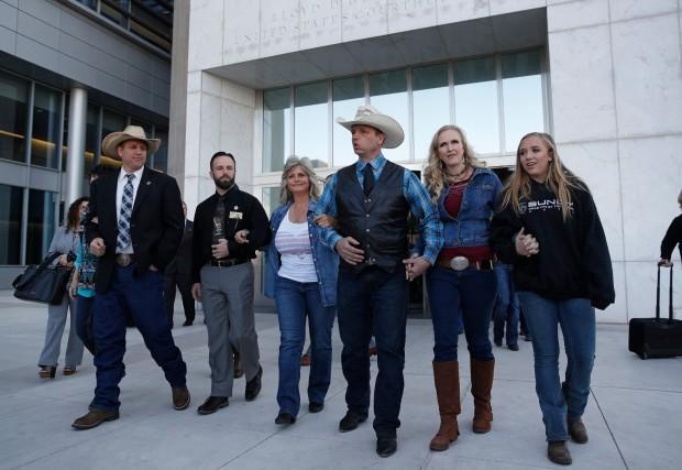Judge declares mistrial in Nevada Bundy case
