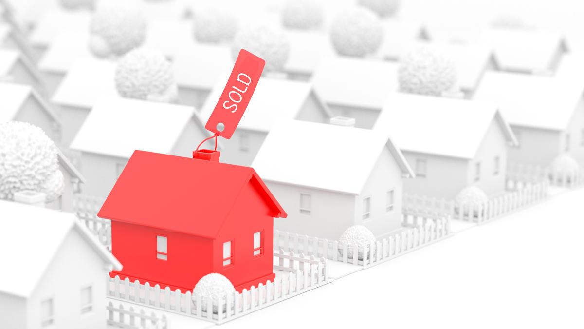 US Pending Home Sales Go Flat in November