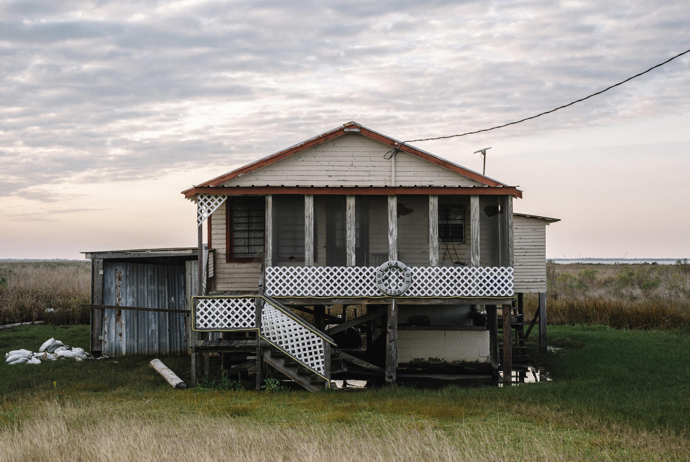 Louisiana says thousands should move from vulnerable coast for Fishing cabins in louisiana