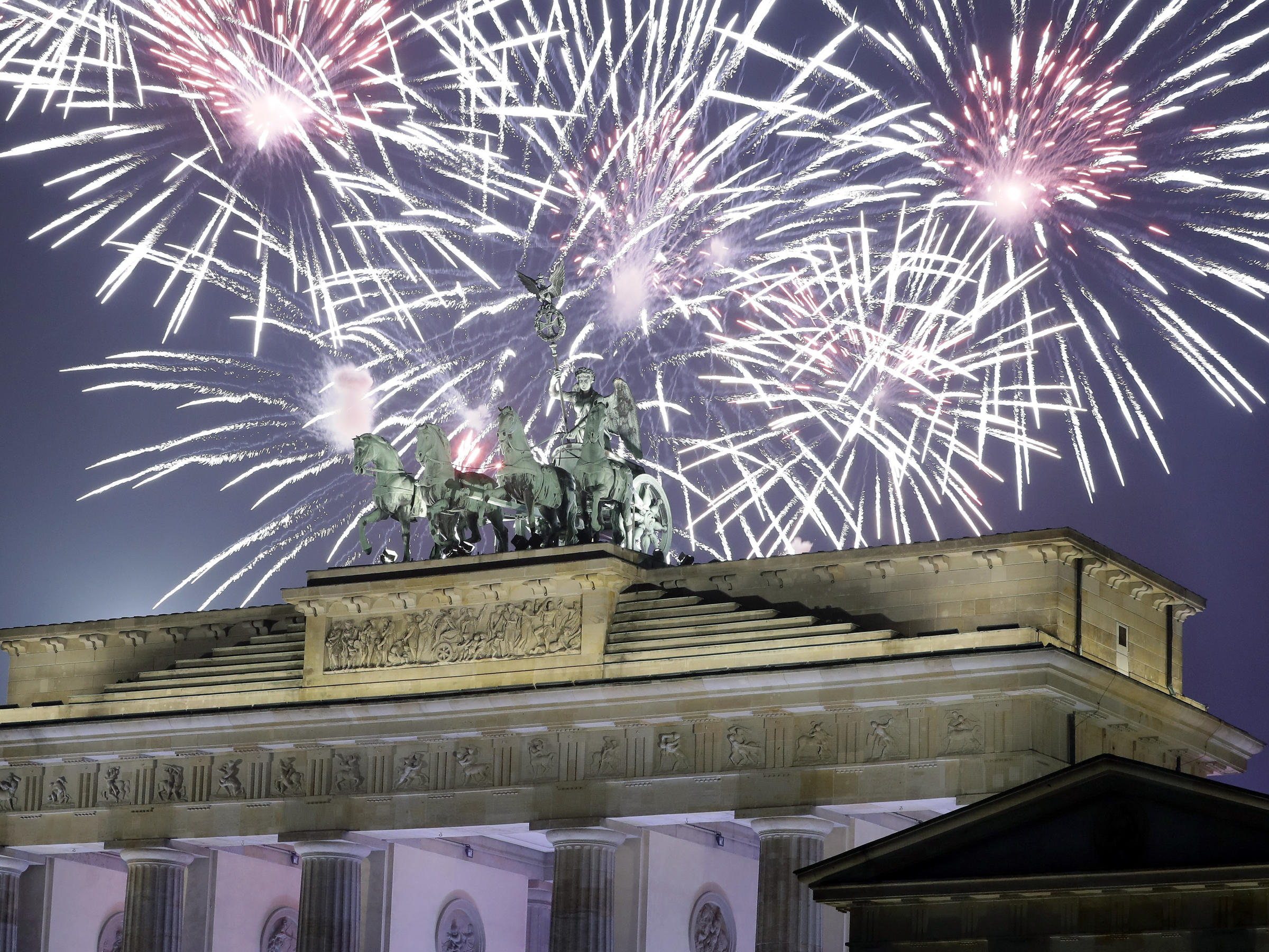 New Year's Eve party in Berlin to have 'safe zone' for women