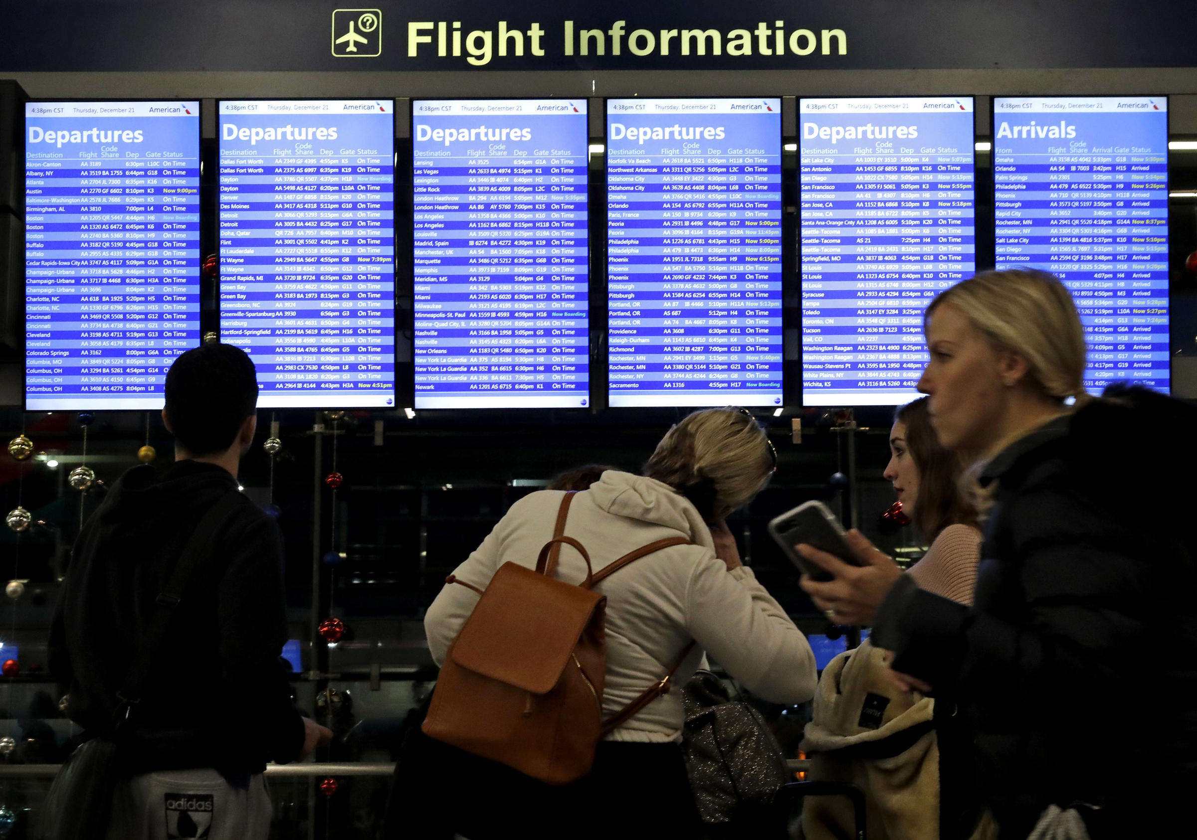 Commercial Airliners Had Their Safest Year Ever, Flight Trackers Say