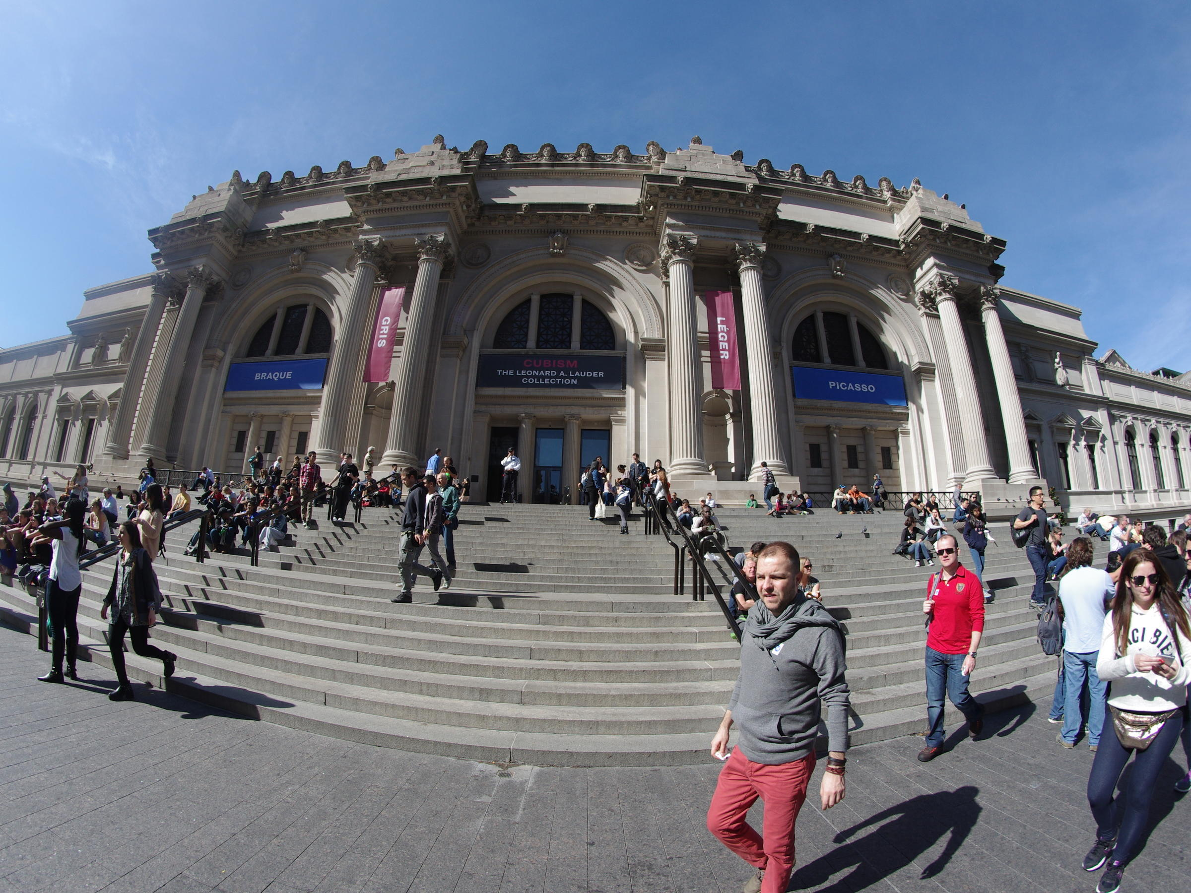 Met Museum will charge mandatory admission fees for non-New Yorkers