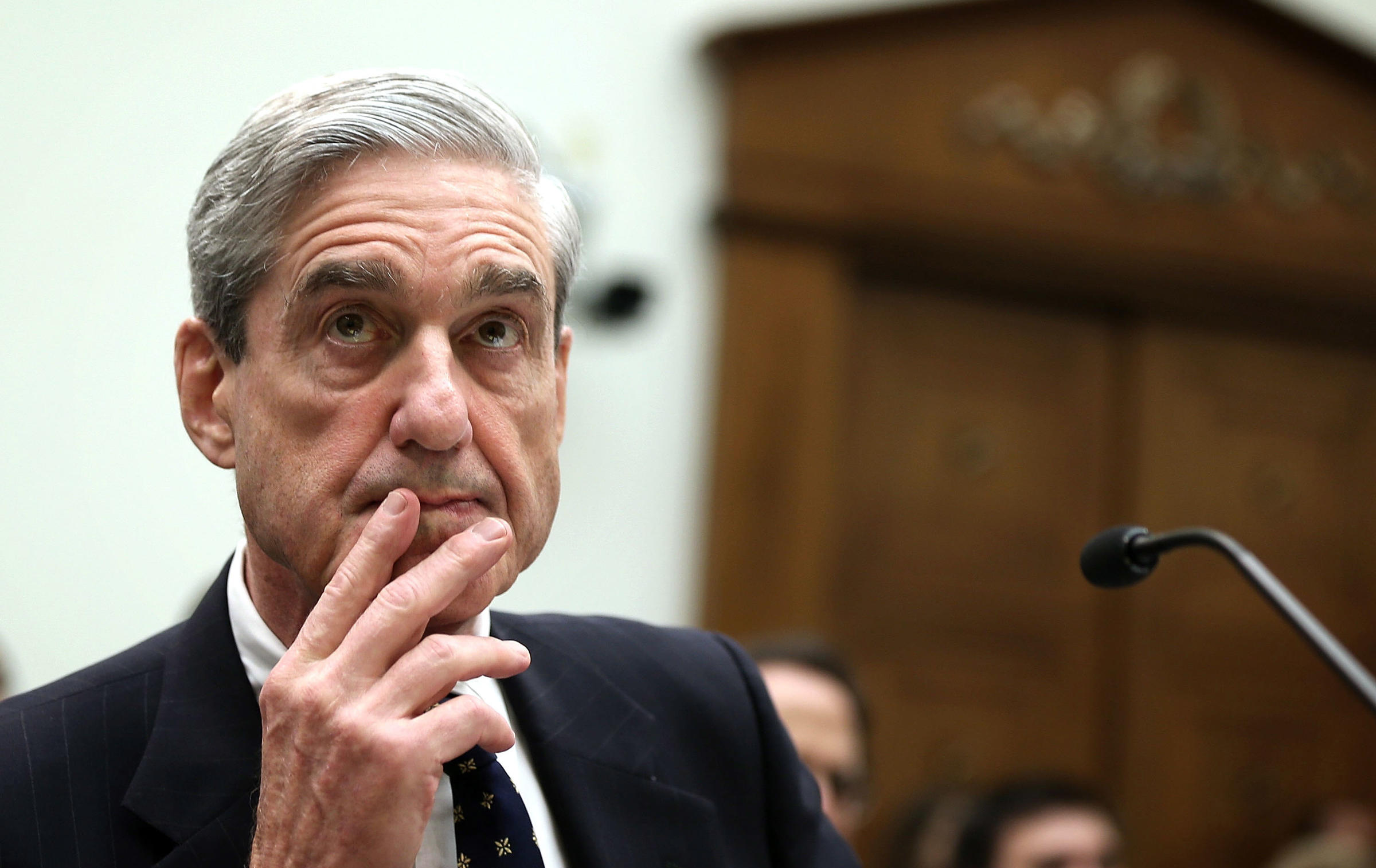 Mueller Will Likely Grill Trump Within Weeks — WashPost