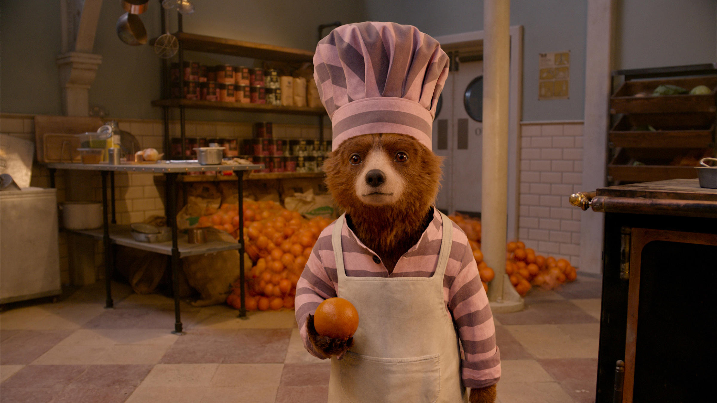 Hugh Grant steals scenes in delightful 'Paddington 2'