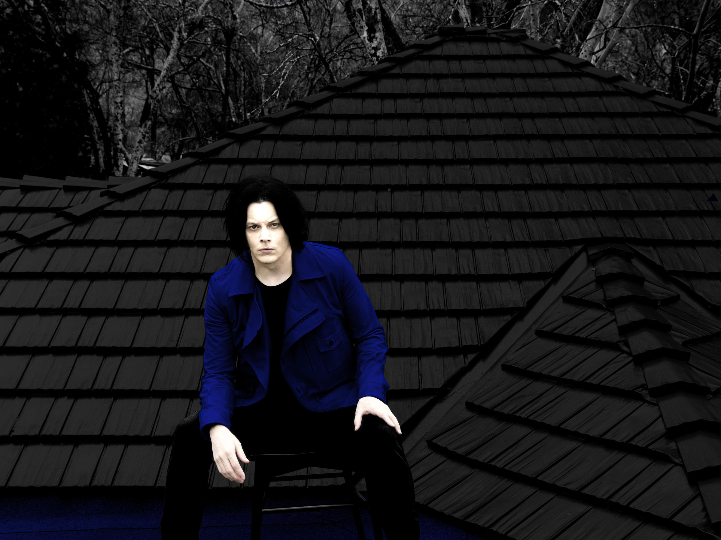 Jack White unveils new single Connected By Love