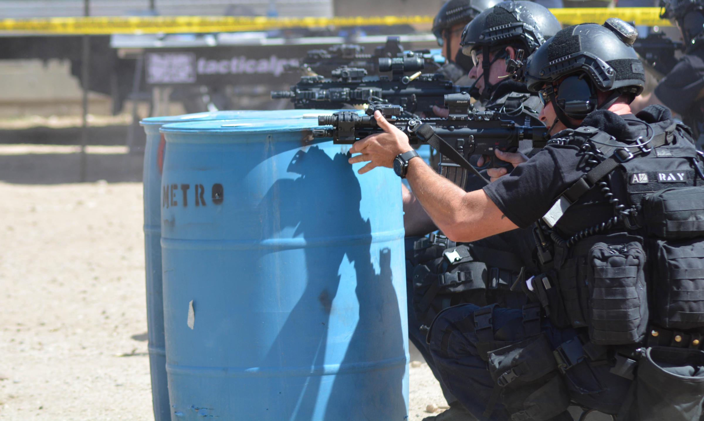 with gamers swatting swat expert says cops rarely receive training