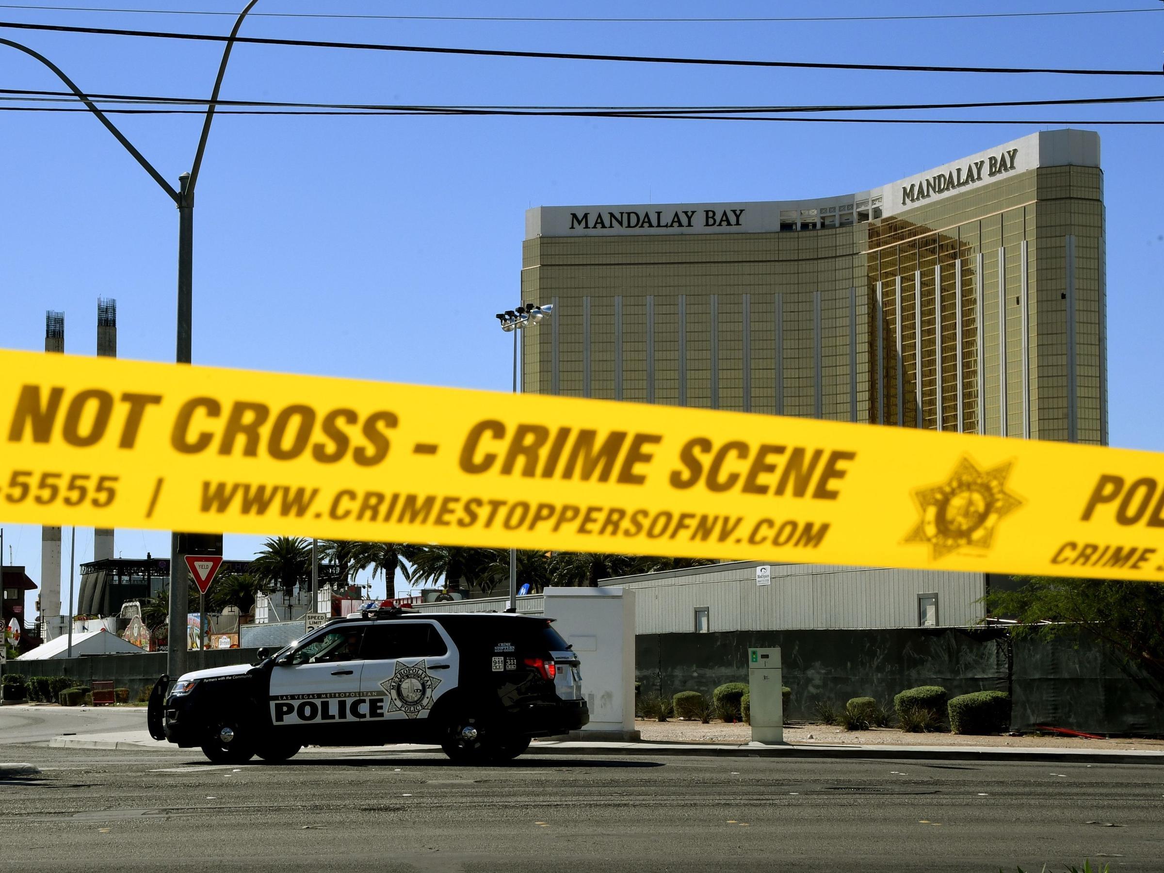 Sheriff expects to have news conference on Las Vegas shooting
