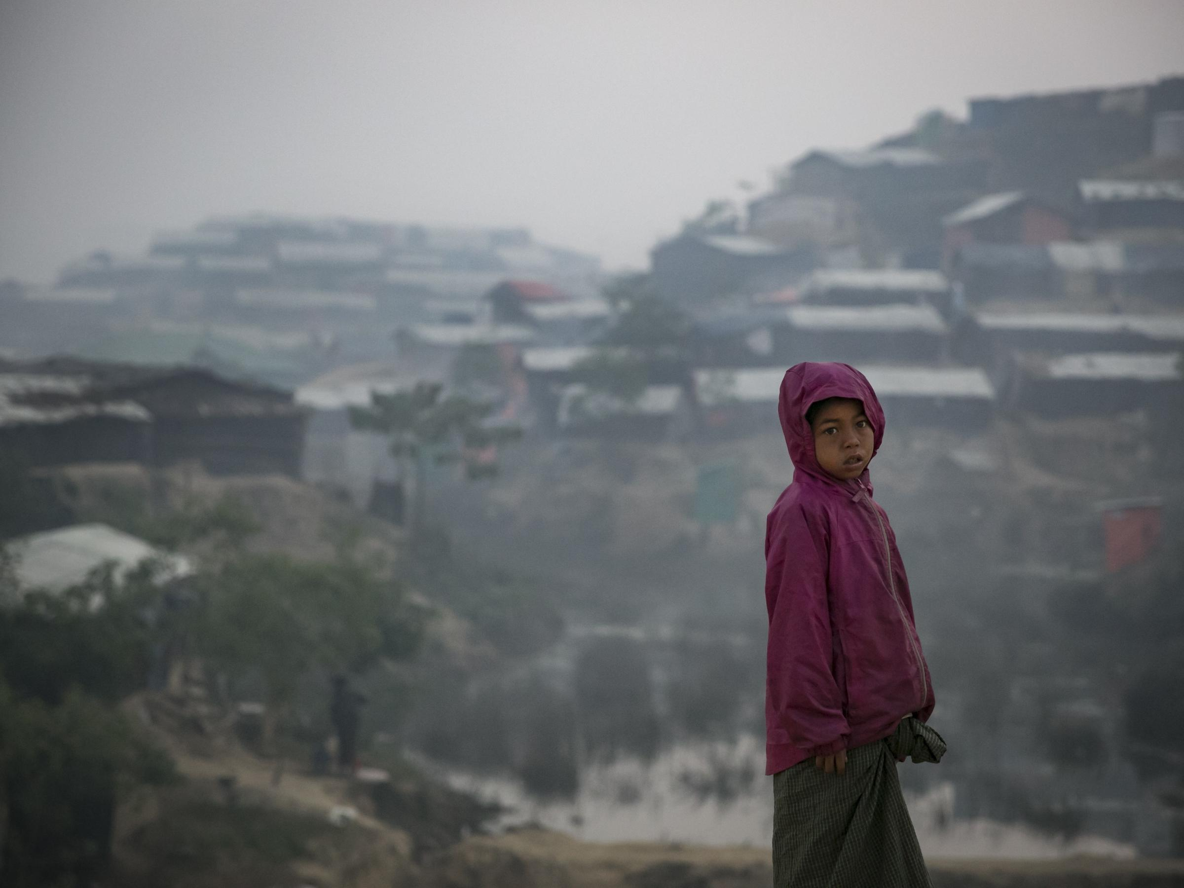 Rohingya deal aims to repatriate refugees 'within 2 years'