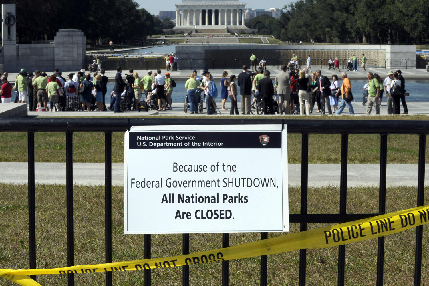 What You Can and Can't Do During a Government Shutdown