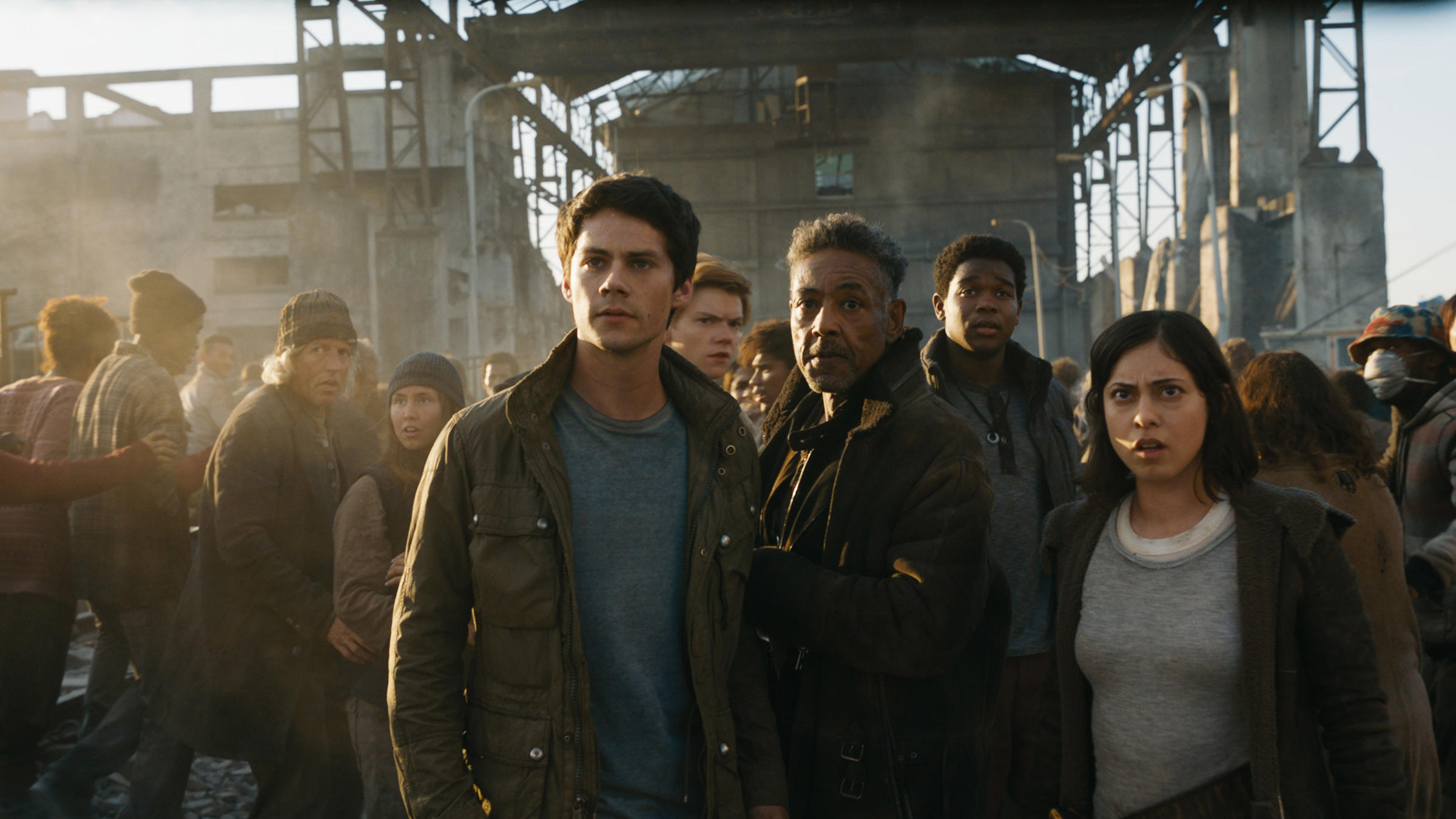 Maze Runner: The Death Cure Runs Out of Steam Quickly