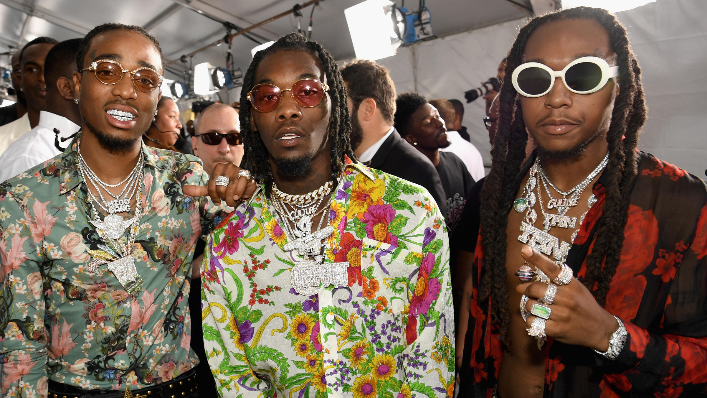 Migos Drop New Album 'Culture II'; Perform 'Stir Fry' on 'Fallon'