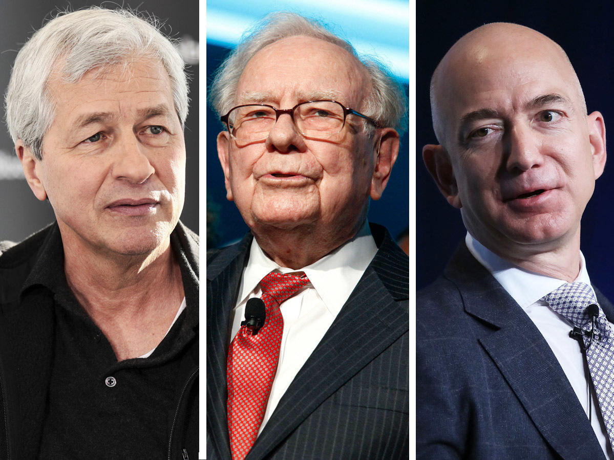 Amazon Jpmorgan Chase And Berkshire Hathaway Pursue The Health Care