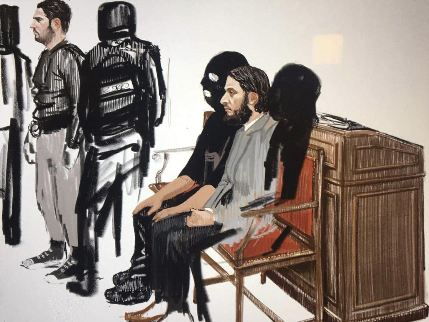 Salah Abdeslam trial: Paris attacks suspect lambasts 'anti-Muslim bias'