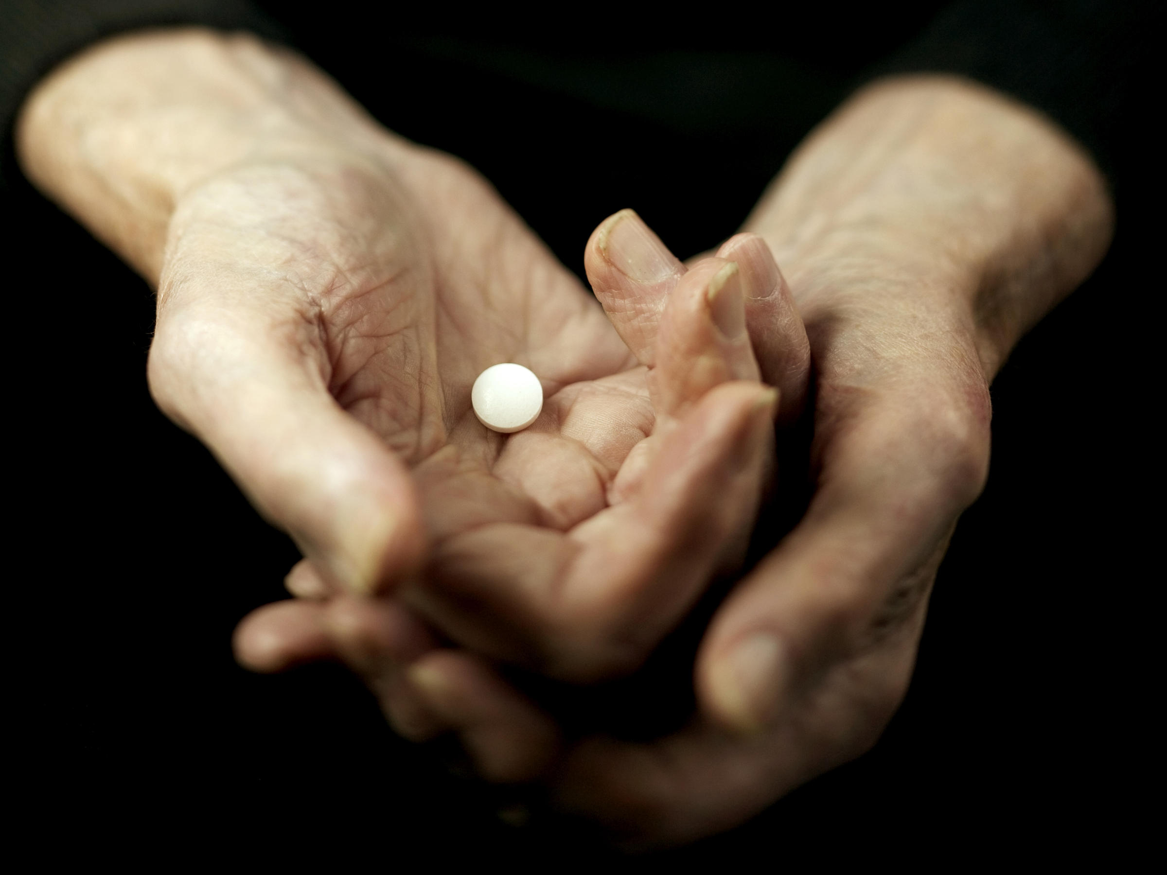 Report shows antipsychotics still misused in U.S. nursing homes