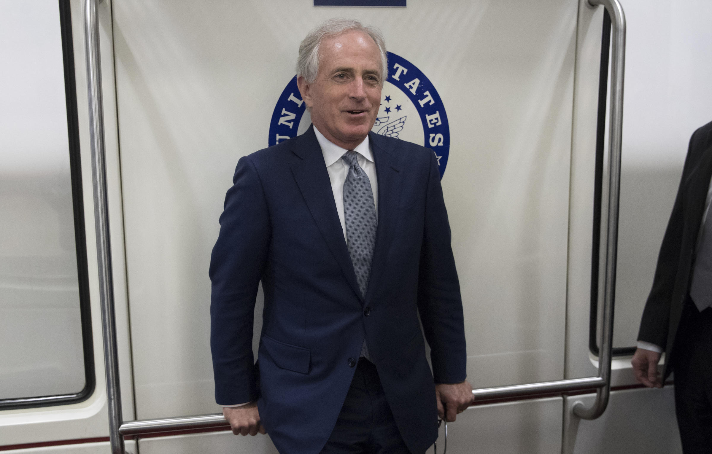 As Corker reconsiders, Blackburn campaign calls doubters 'sexist'