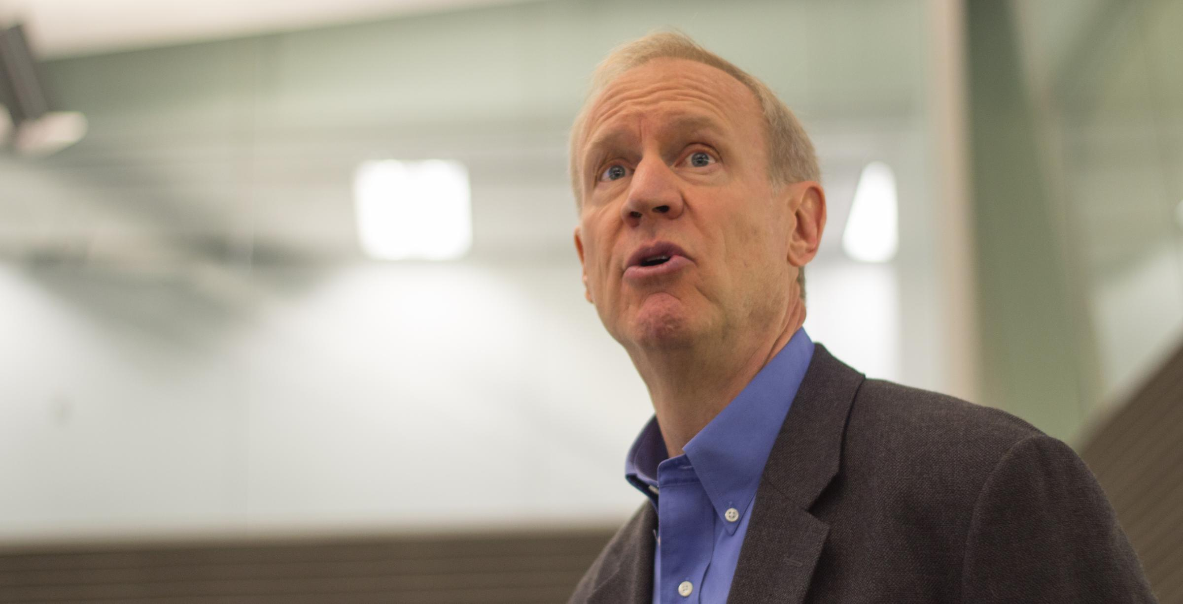 Governor Rauner Presents 2019 Budget Proposal