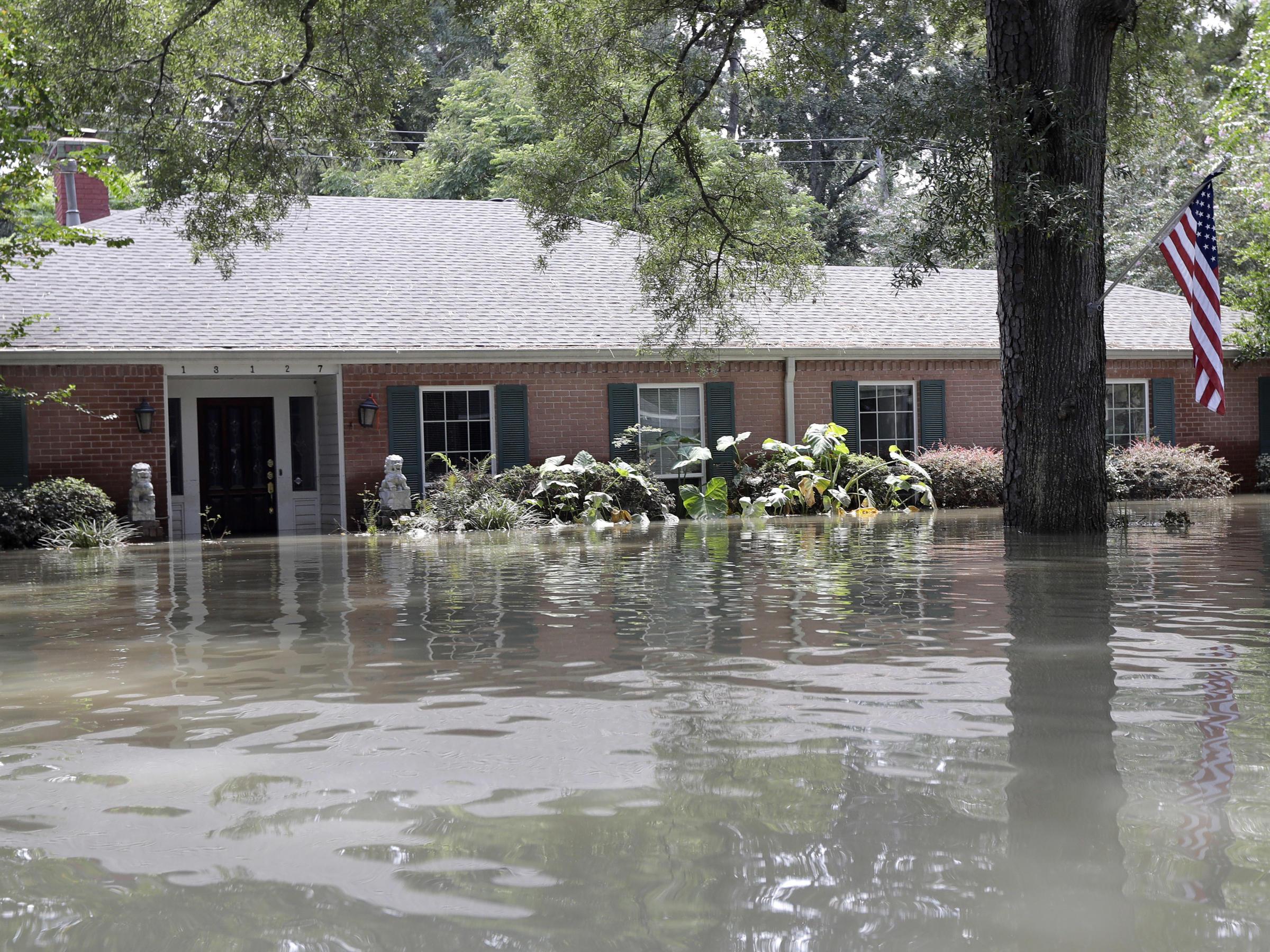 Texas Announces $1 Billion For Mitigation Efforts After Harvey