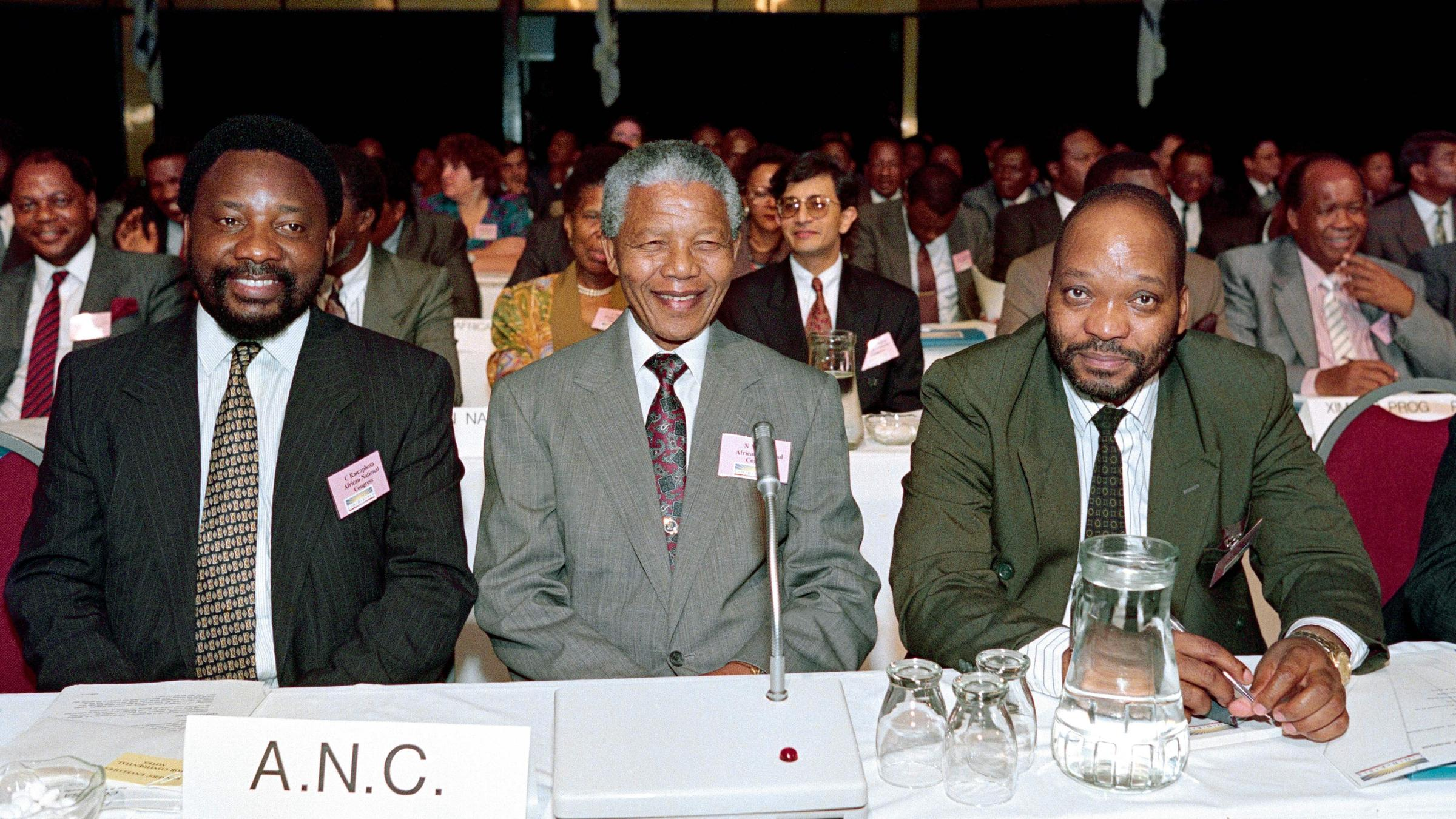 an analysis of south africas first post apartheid president 2 state-civil society relations in post-apartheid south africa the basic twin expectations of government are that ngos will firstly, continue to.