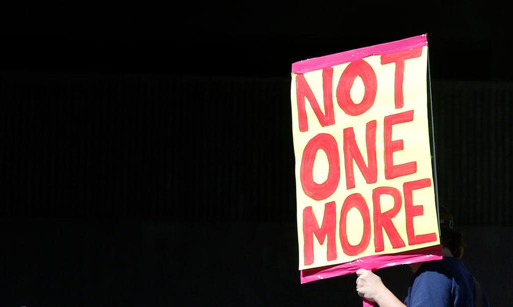 Stoneman Douglas Survivors Perform Original Song 'Shine' for Shooting Victims