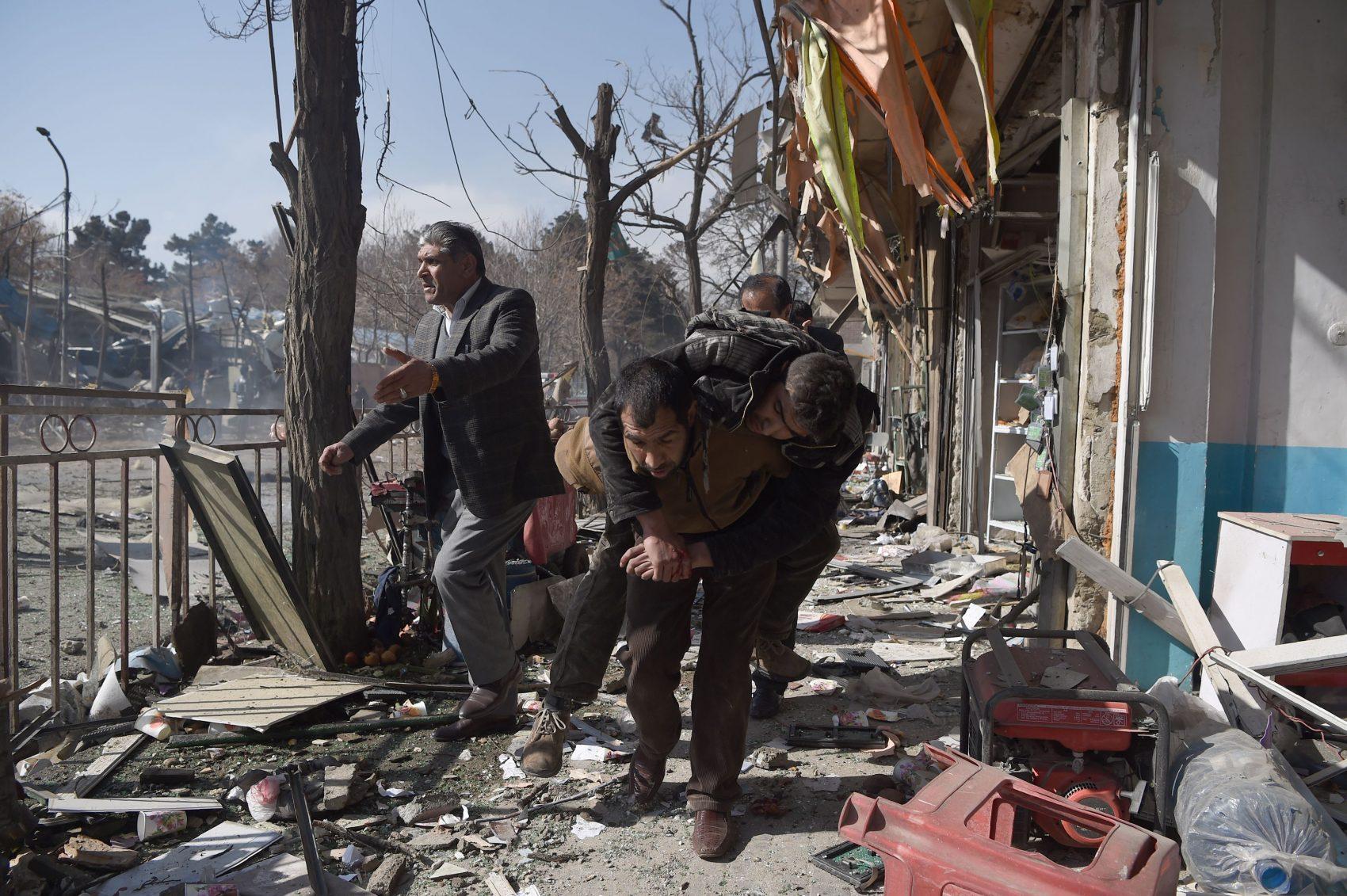30 civilians released, 8 militants killed in Afghanistan