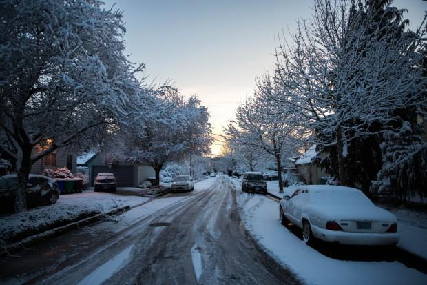 Winter storm bears down on Oregon, SW Washington