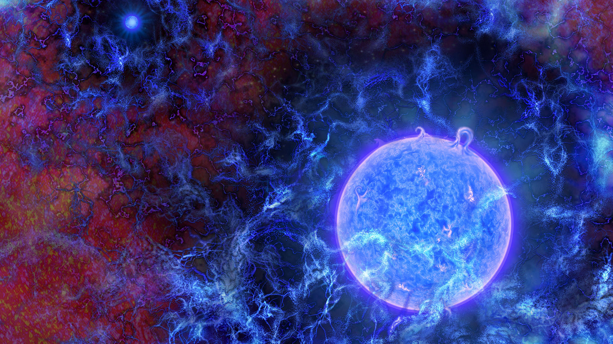 Scientists have detected a signal from the earliest stars