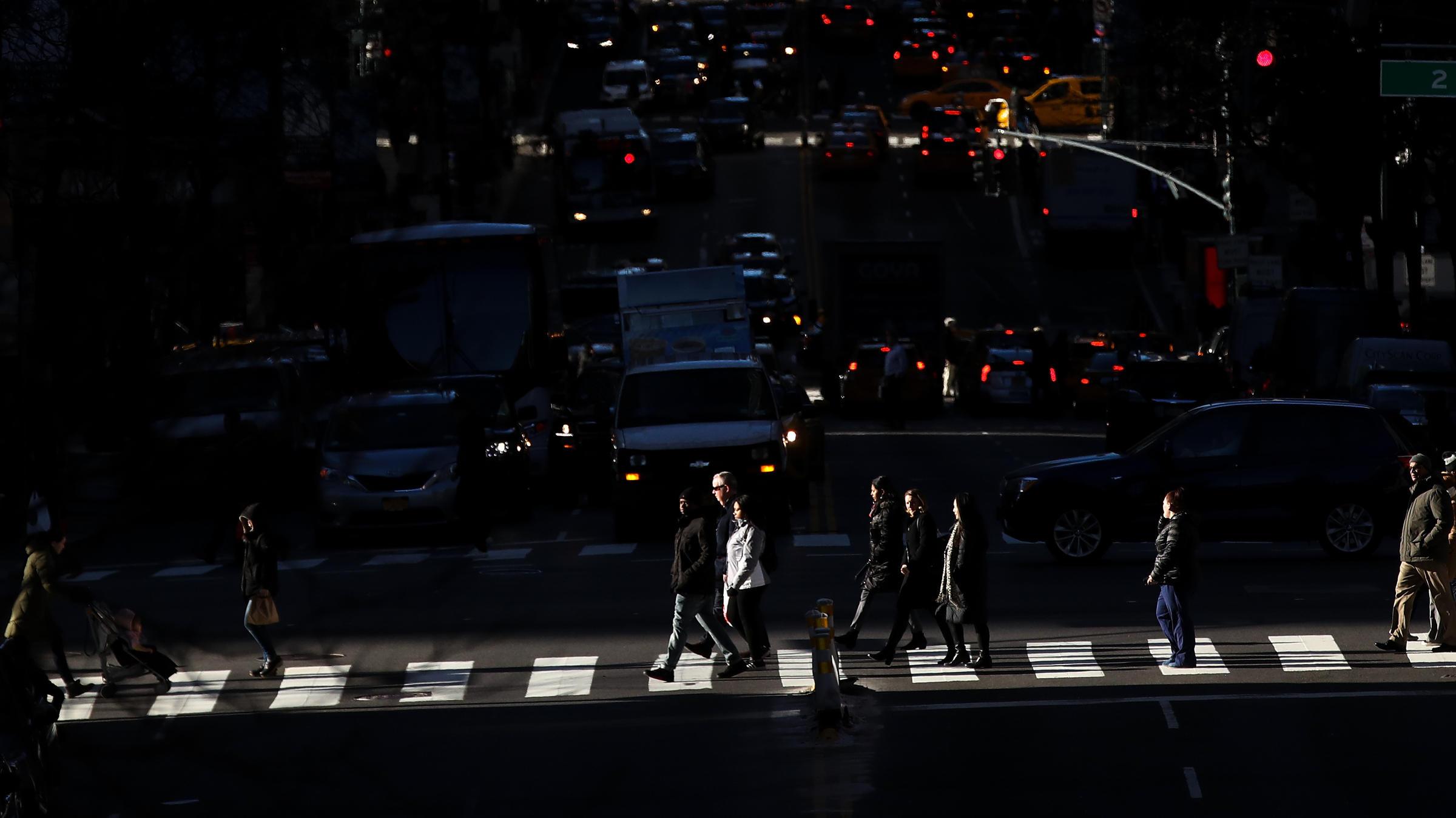 Preliminary data shows pedestrian traffic deaths increasing in Washington